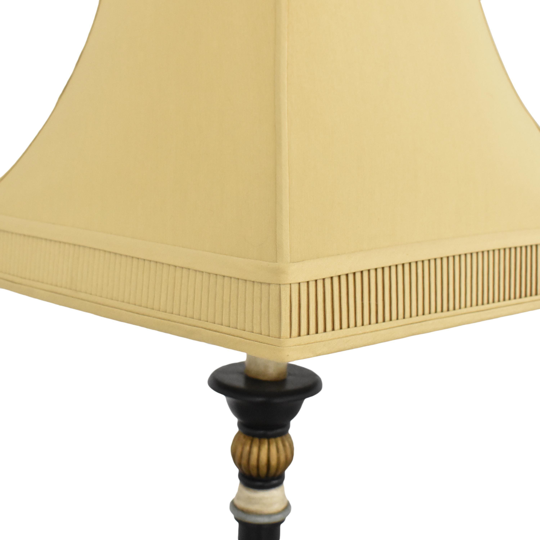 Ethan Allen Ethan Allen Square Base Floor Lamp for sale