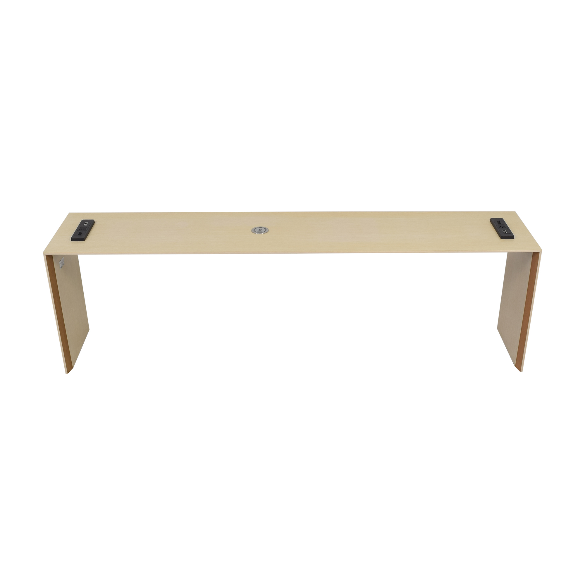 shop Koleksiyon Ray Accent Table or Narrow Coffee Table Koleksiyon Utility Tables