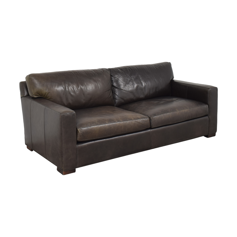 Crate & Barrel Crate & Barrel Axis II Two Seat Sofa pa