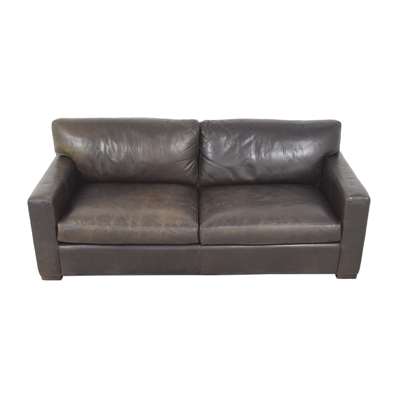 Crate & Barrel Crate & Barrel Axis II Two Seat Sofa nj