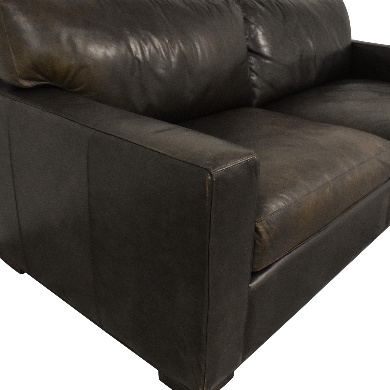 Crate & Barrel Crate & Barrel Axis II Two Seat Sofa nyc