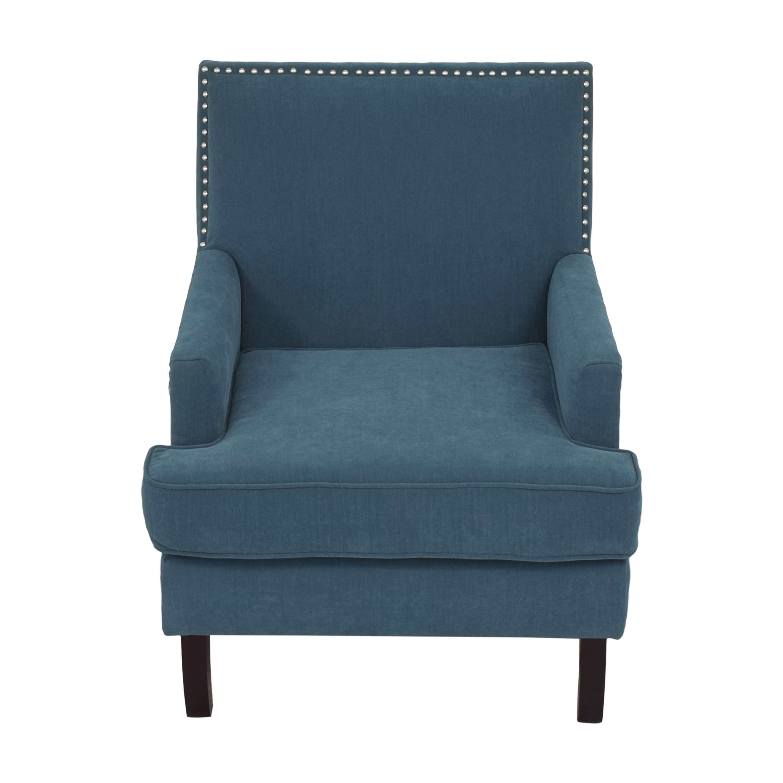 shop Macy's Macys Nailhead Accent Chair online