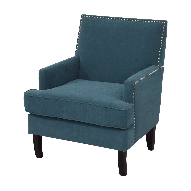 buy Macys Nailhead Accent Chair Macy's