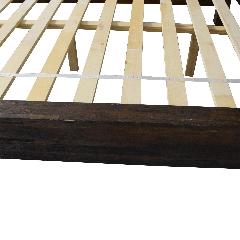 Macy's Macy's Avondale Queen Platform Bed Beds