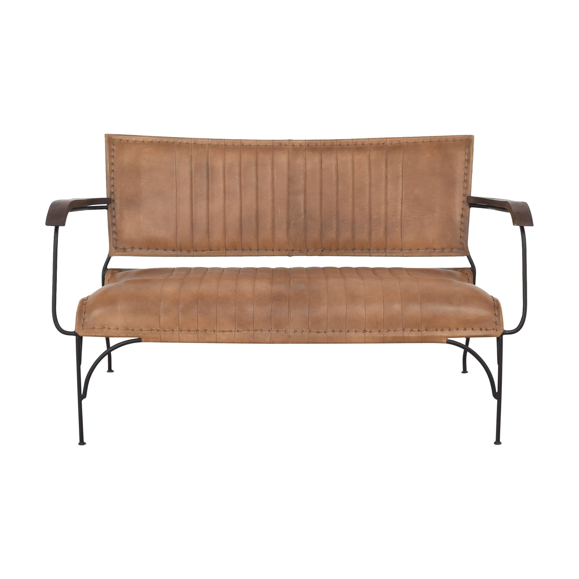 Wayfair Wayfair Wrentham Square Arm Loveseat discount