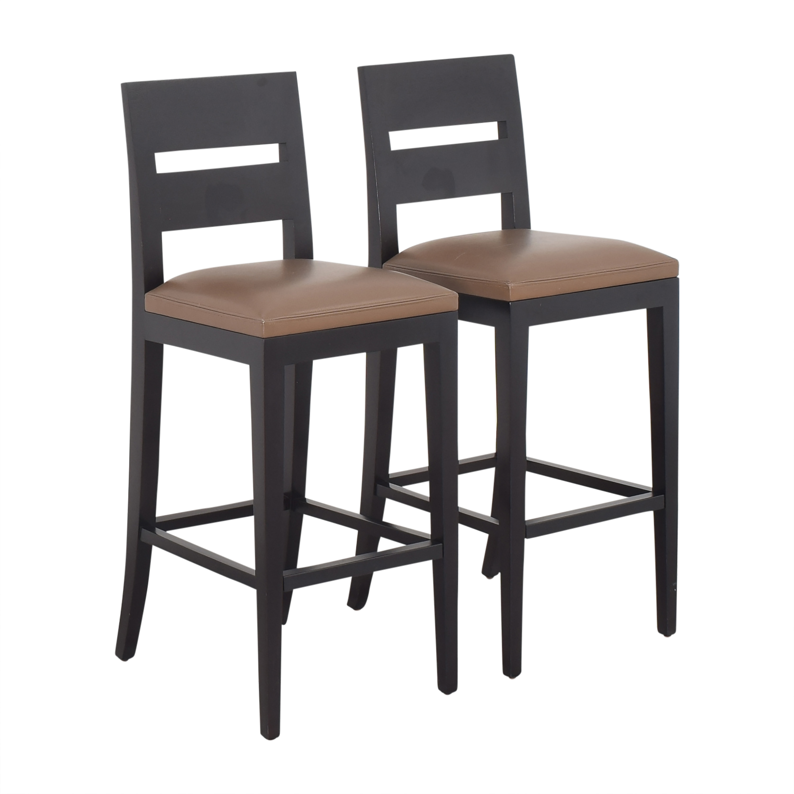 buy Holly Hunt Holly Hunt Archipel Bar Stools by Christian Liaigre online