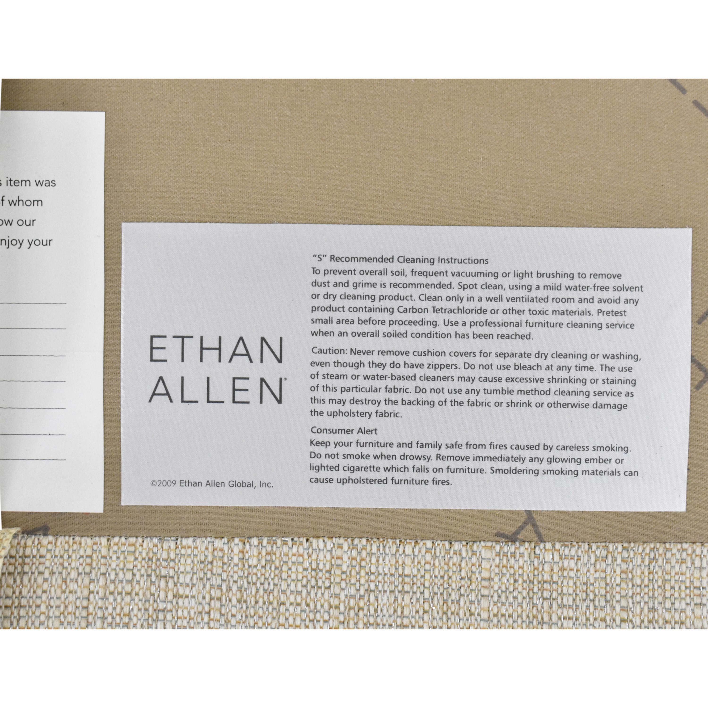 Ethan Allen Ethan Allen Nailhead Trim Slipper Chair used