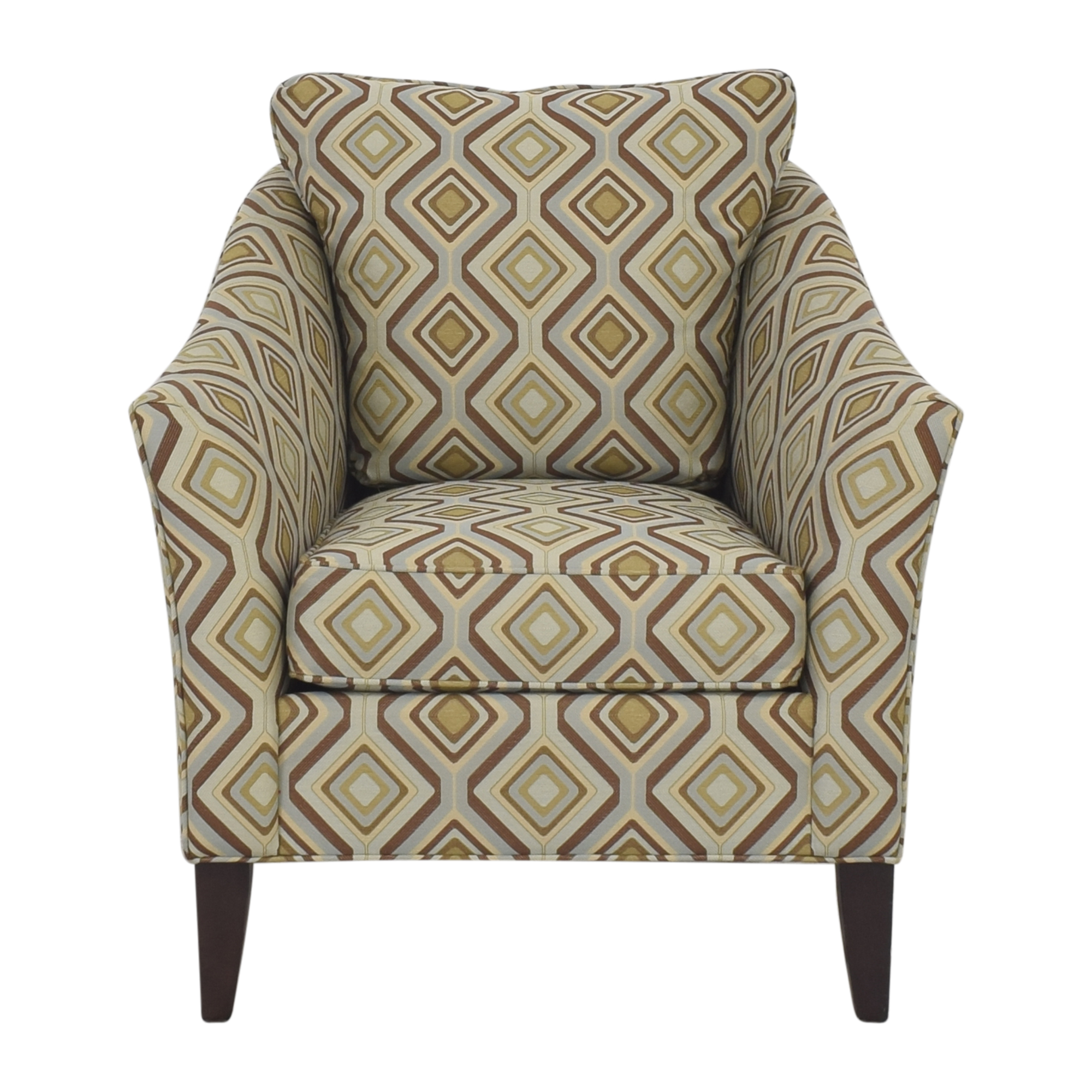 Ethan Allen Upholstered Arm Chair / Accent Chairs