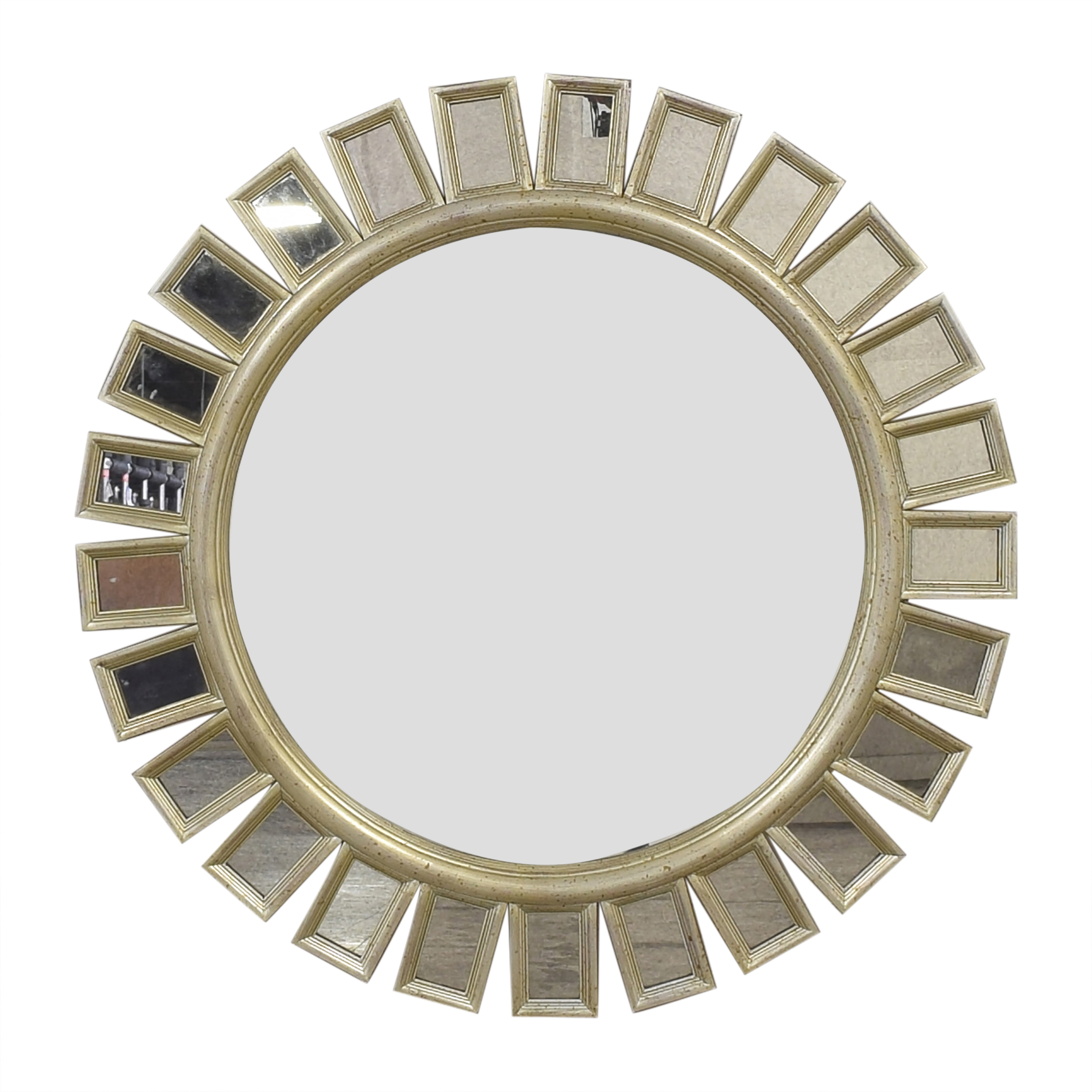 Uttermost Uttermost Cyrus Sunburst Mirror for sale