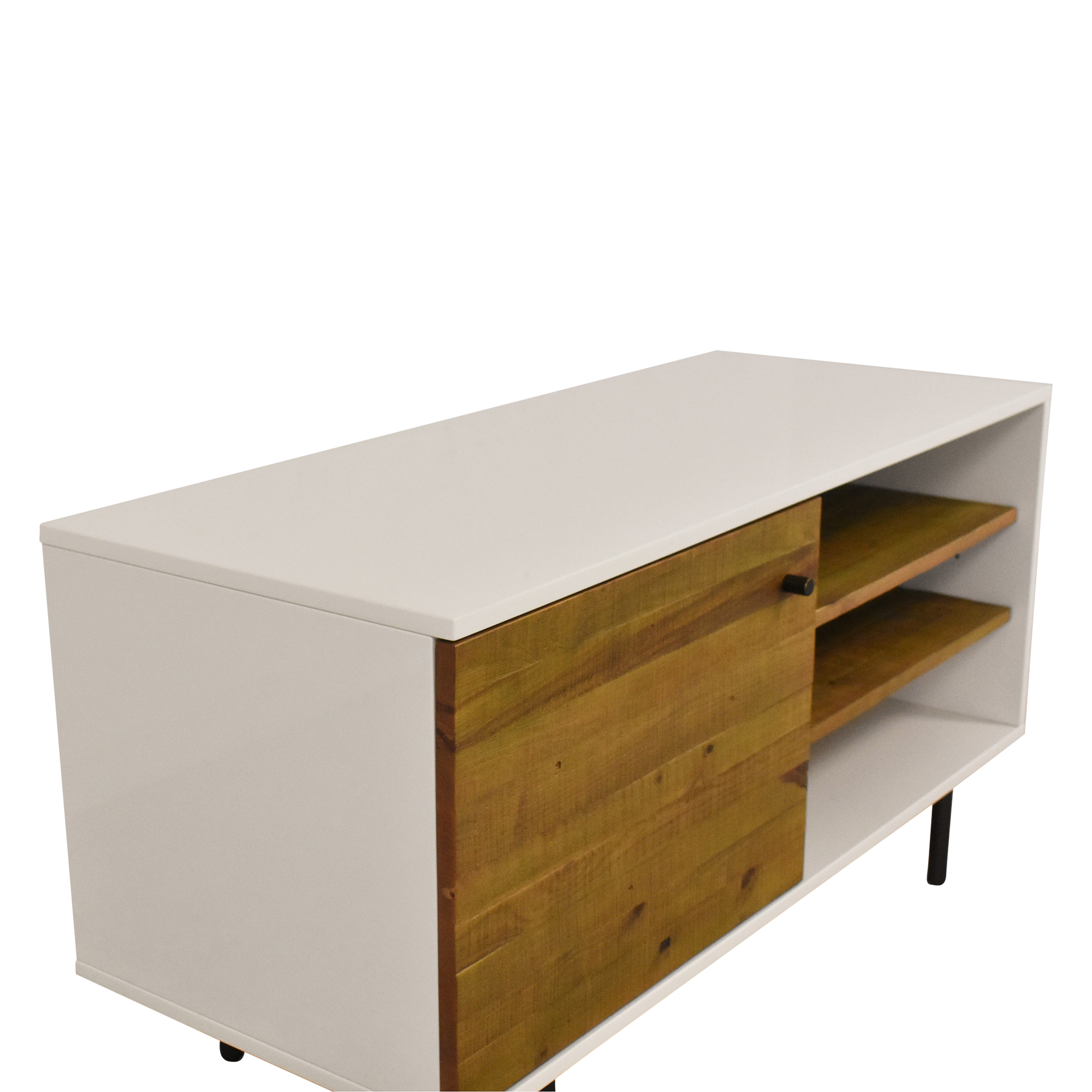 West Elm Reclaimed Media Console / Storage