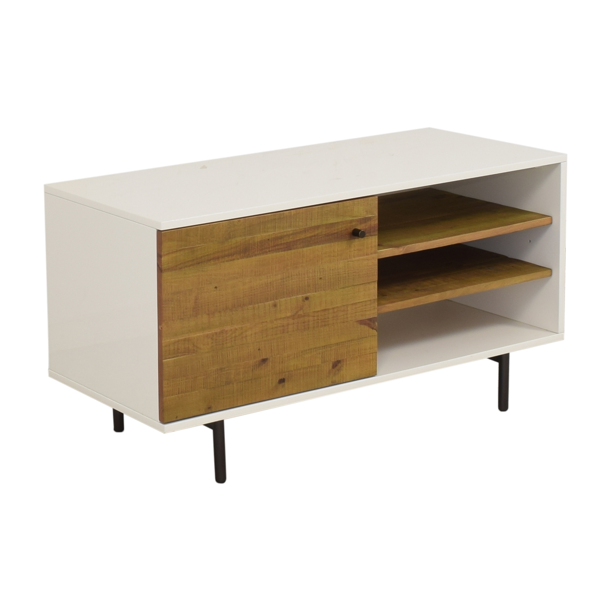 West Elm West Elm Reclaimed Media Console second hand