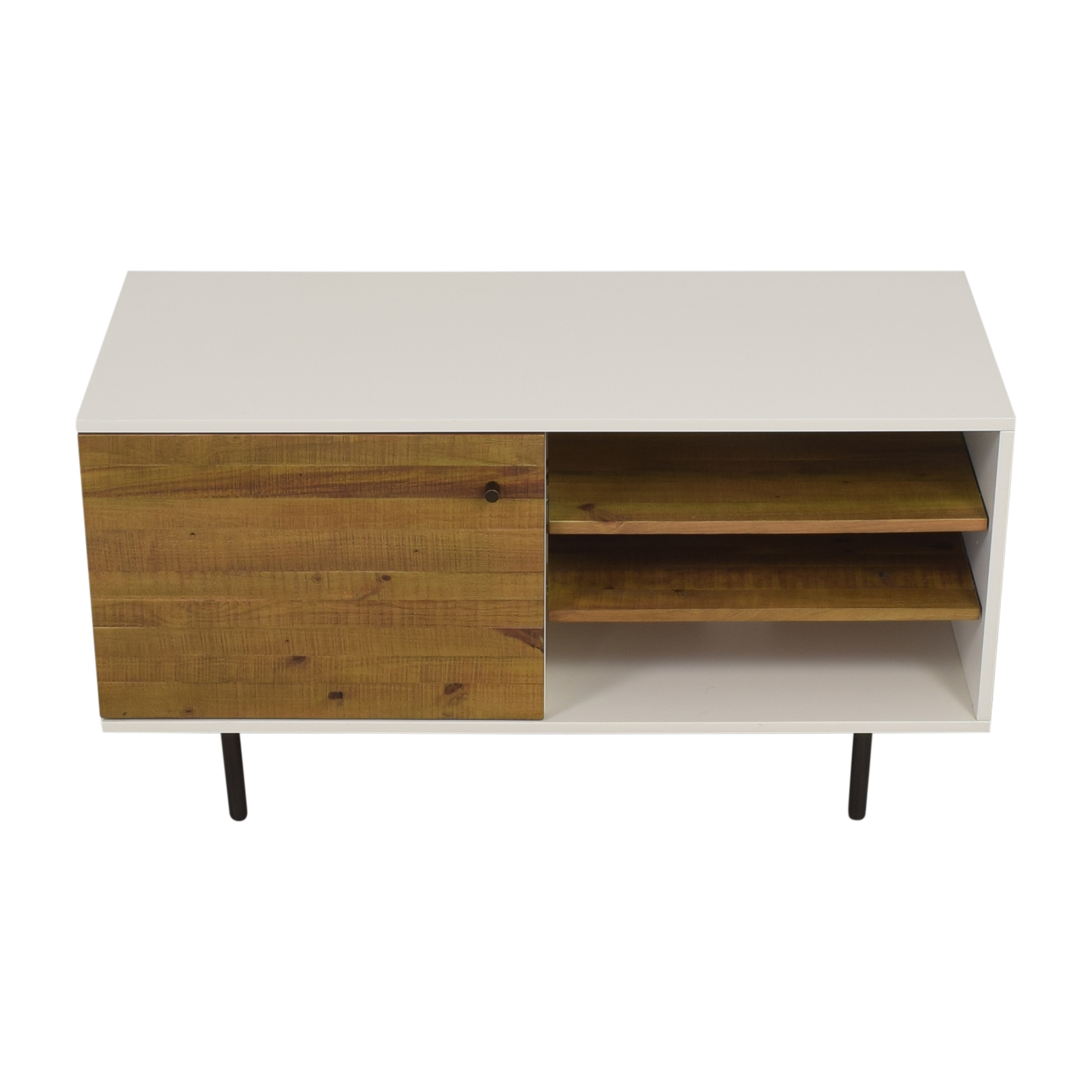 West Elm West Elm Reclaimed Media Console used