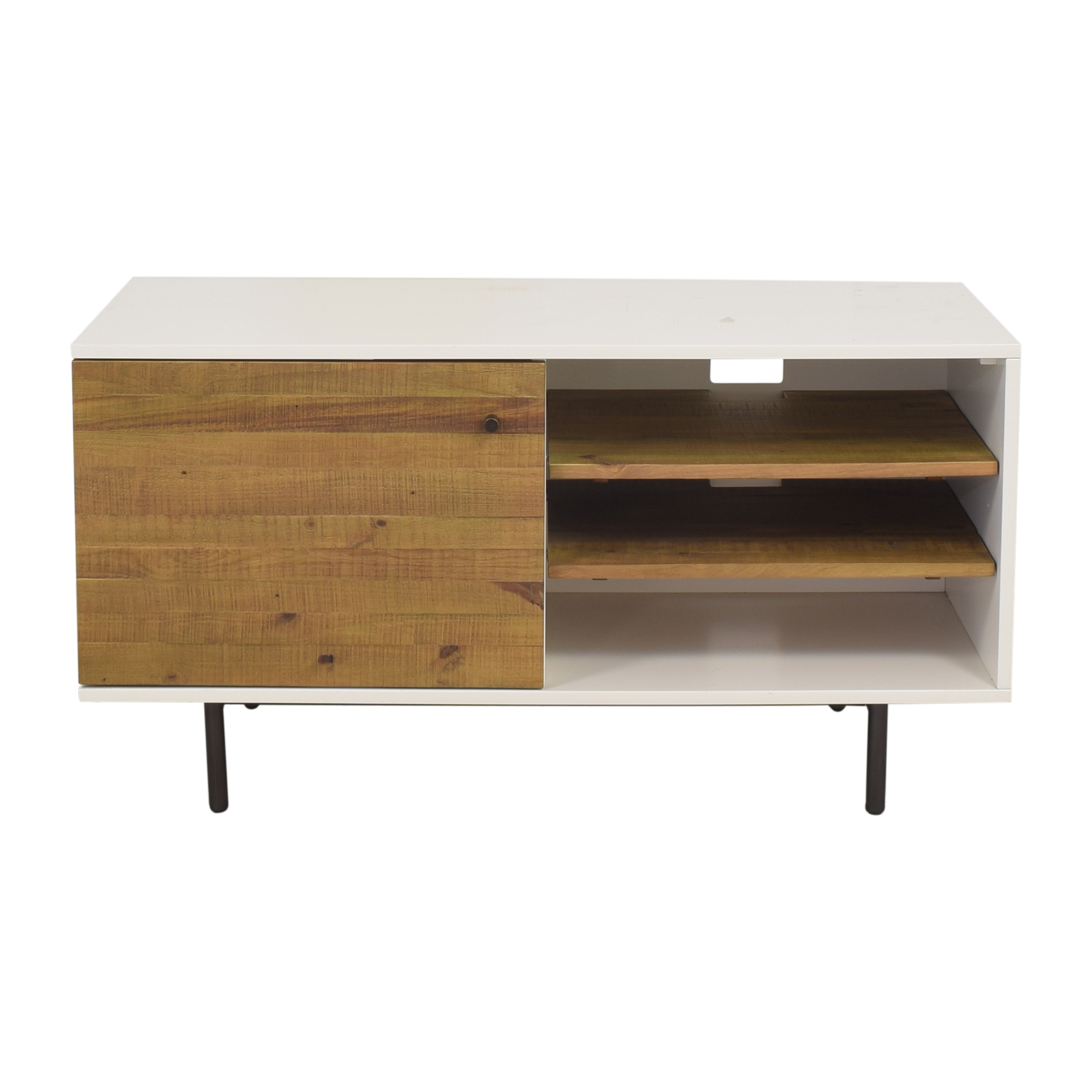 buy West Elm Reclaimed Media Console West Elm Media Units