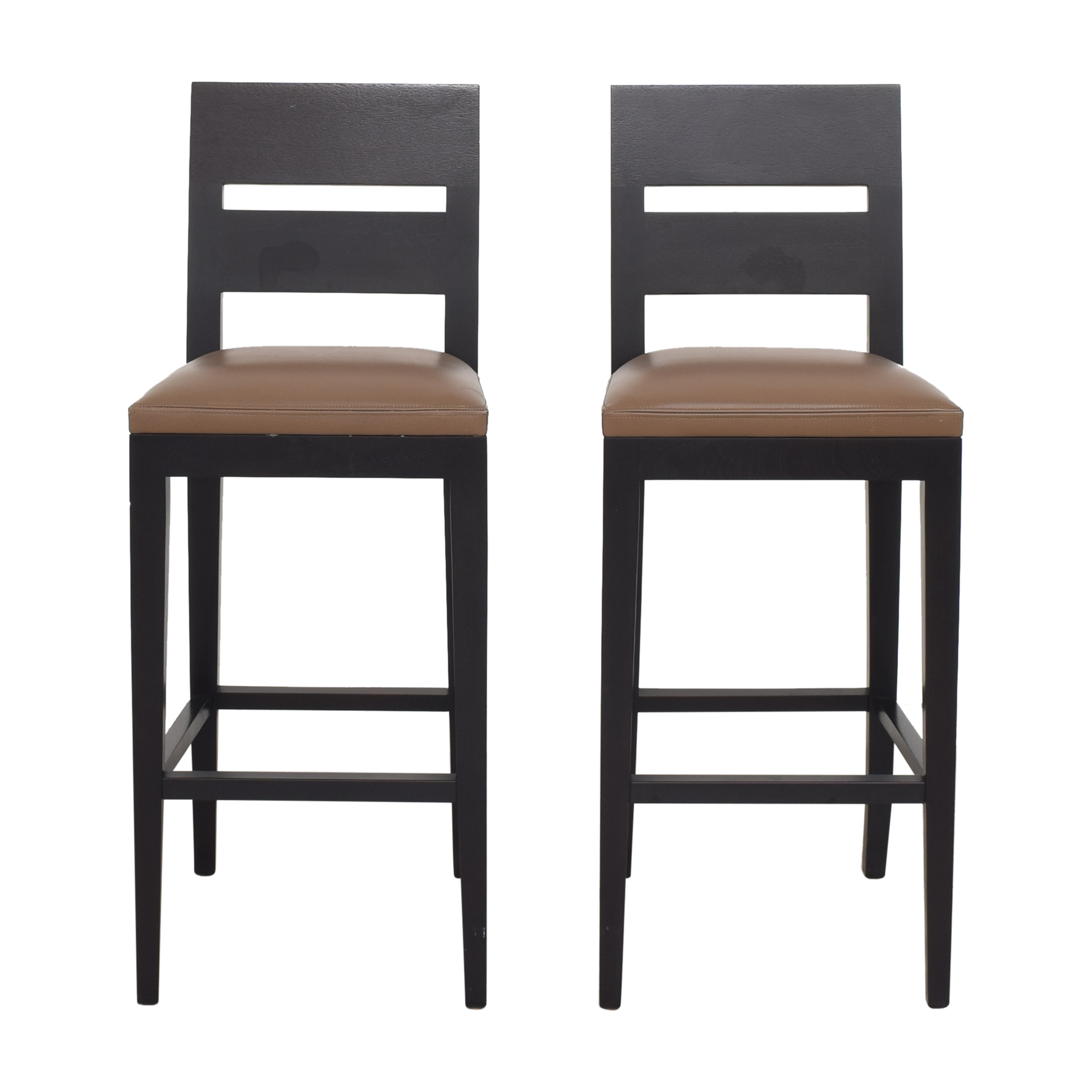 Holly Hunt Holly Hunt Archipel Bar Stools by Christian Liaigre discount