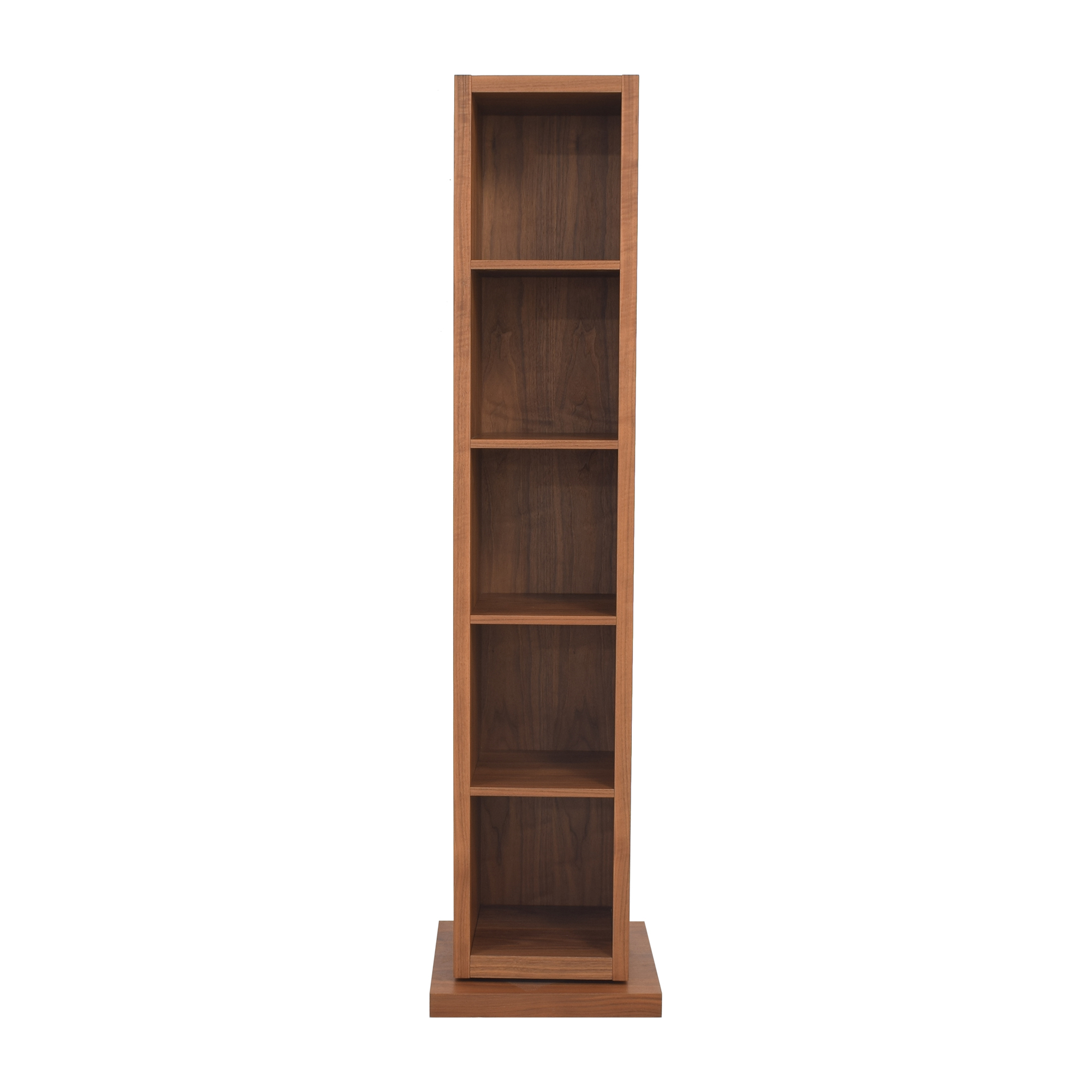 Modani Swivel Bookcase with Mirror / Bookcases & Shelving