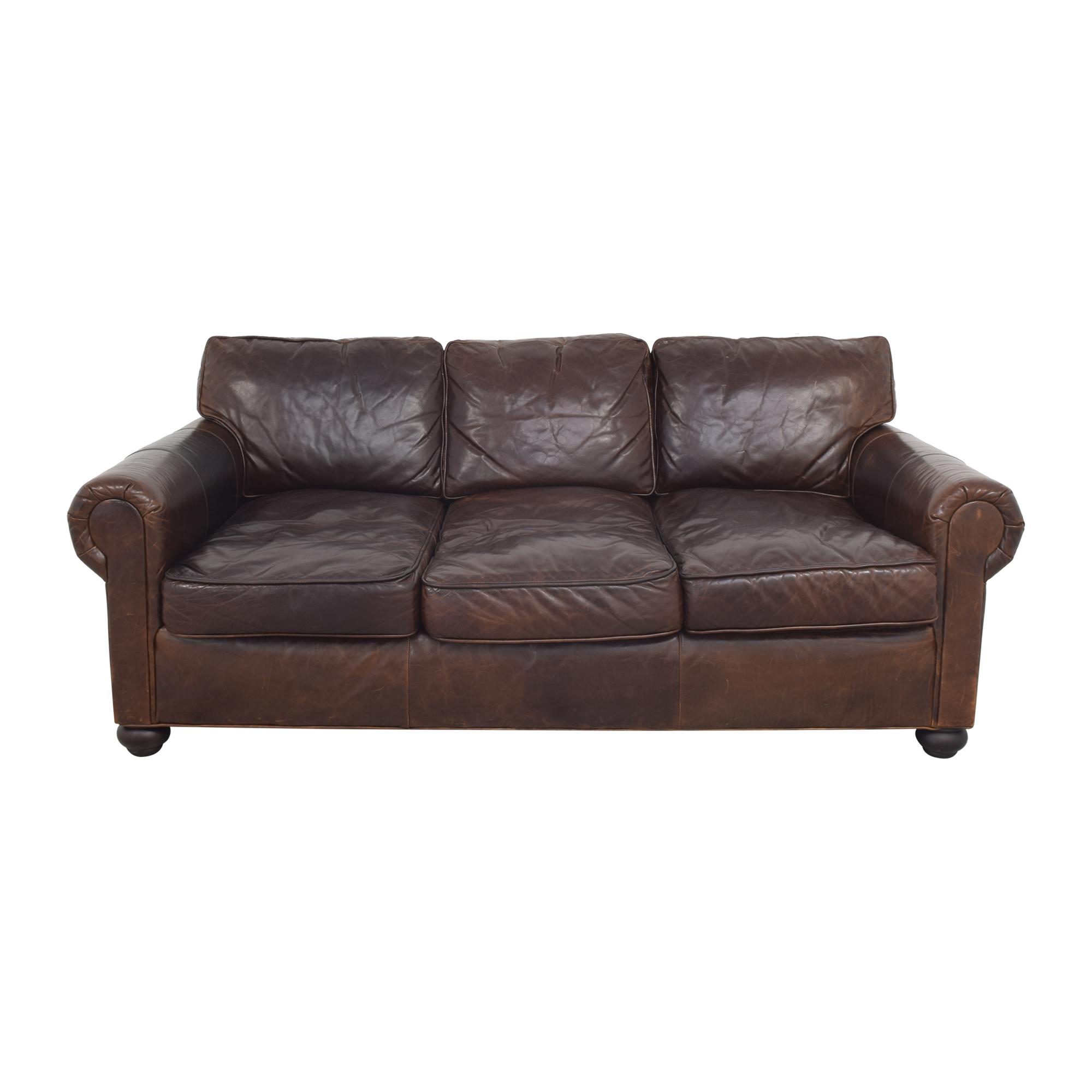 Restoration Hardware Original Lancaster Sofa / Sofas