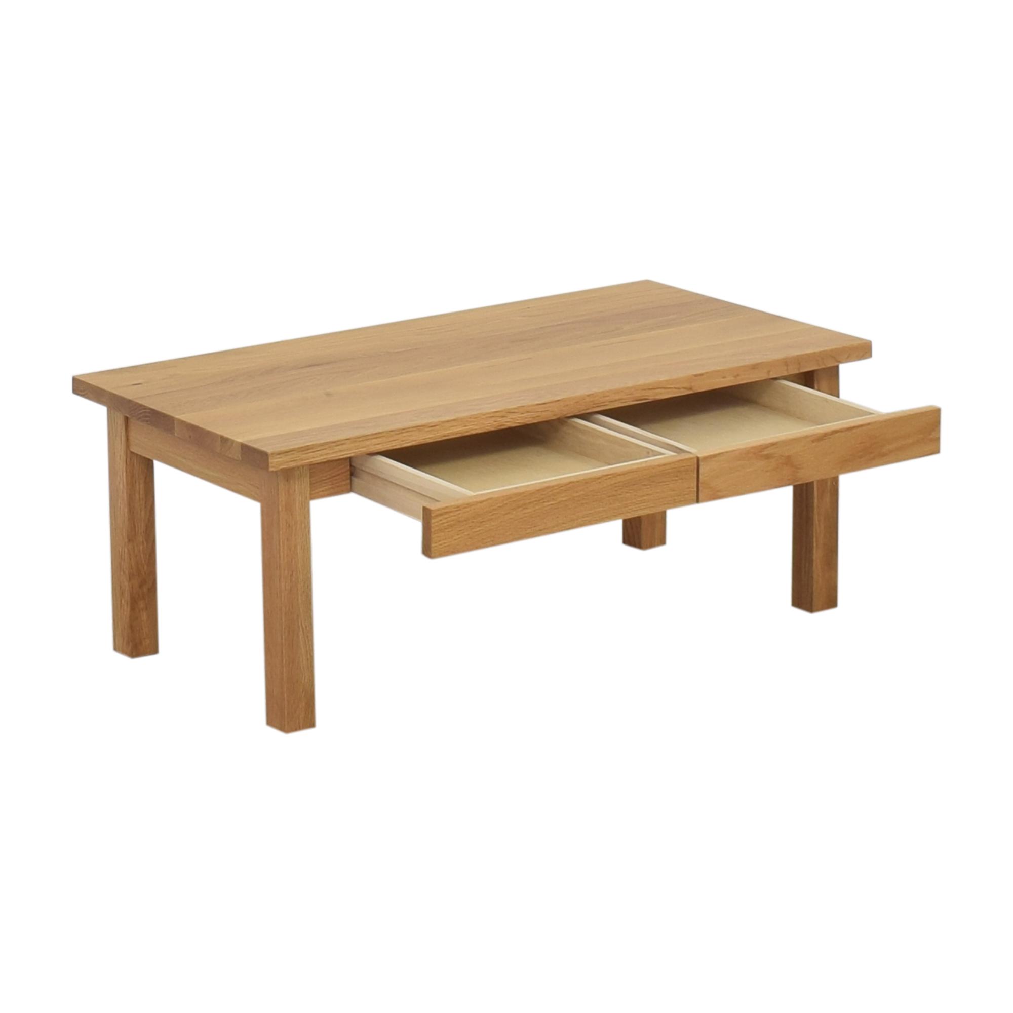 Muji Muji Low Coffee Table nj