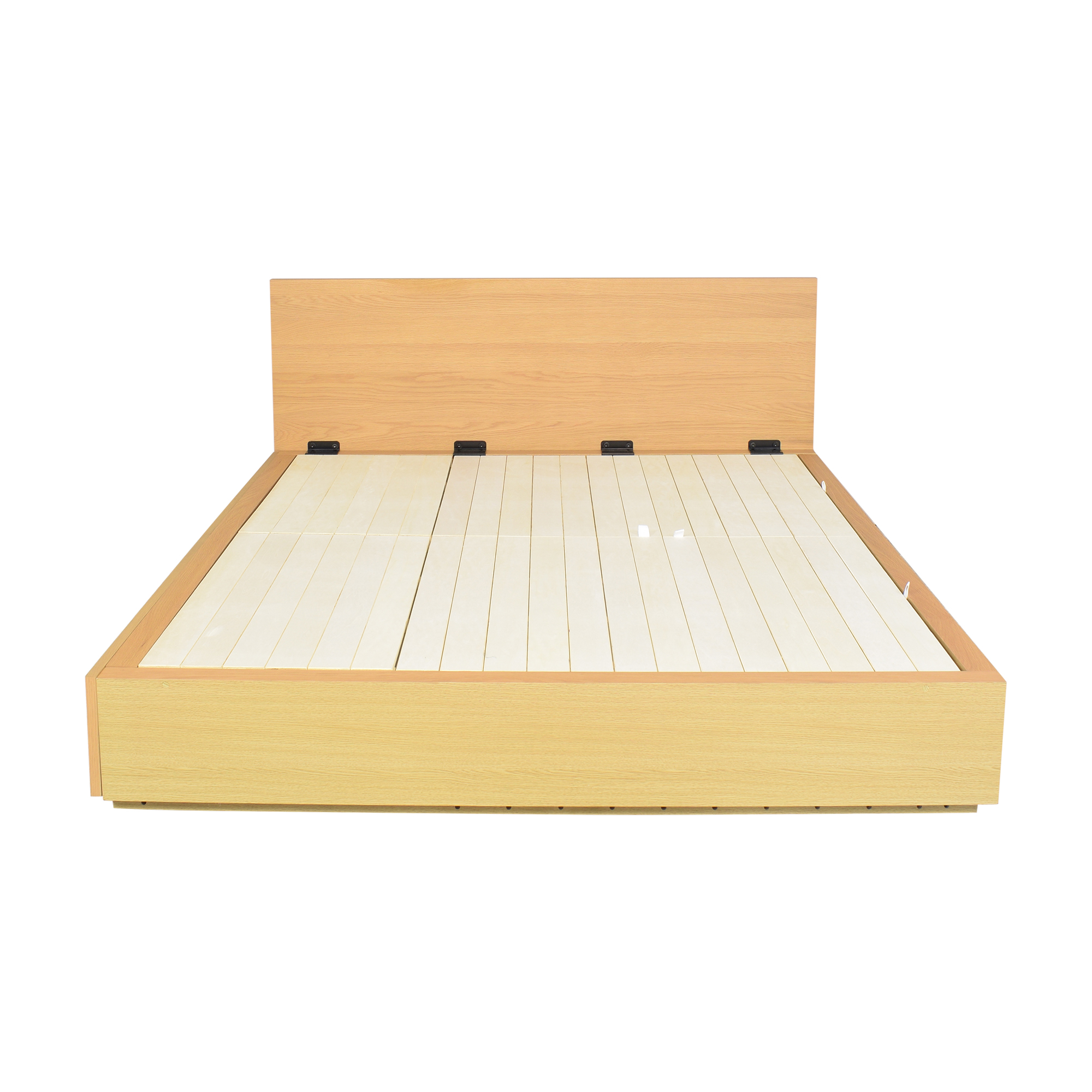 Muji Muji Queen Storage Bed dimensions
