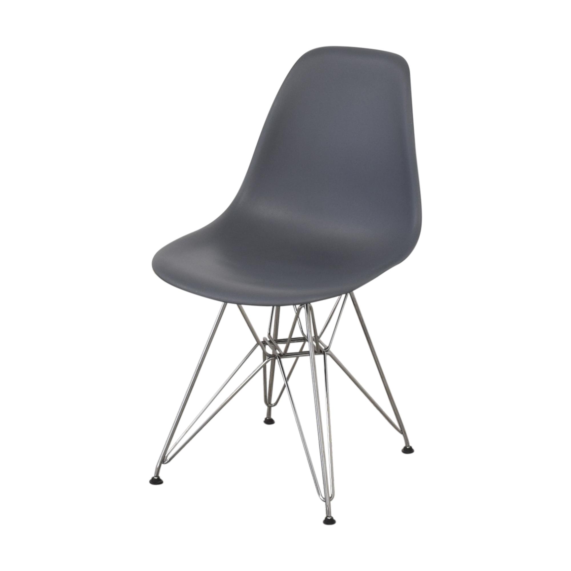 buy Design Within Reach Herman Miller Eames Molded Side Chairs Design Within Reach Accent Chairs