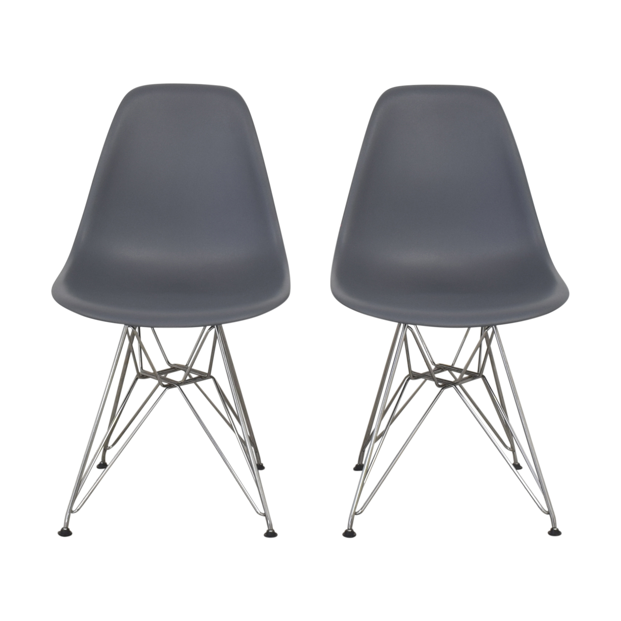 Design Within Reach Design Within Reach Herman Miller Eames Molded Side Chairs