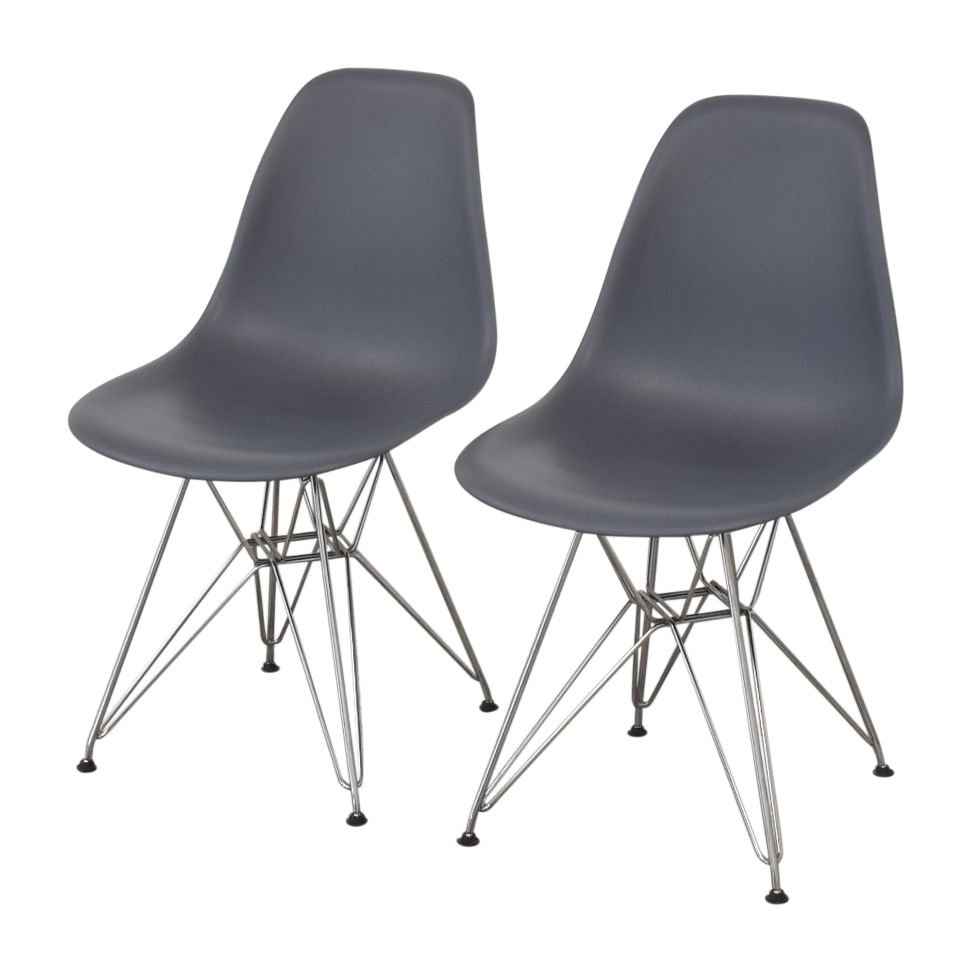 Design Within Reach Design Within Reach Herman Miller Eames Molded Side Chairs Accent Chairs