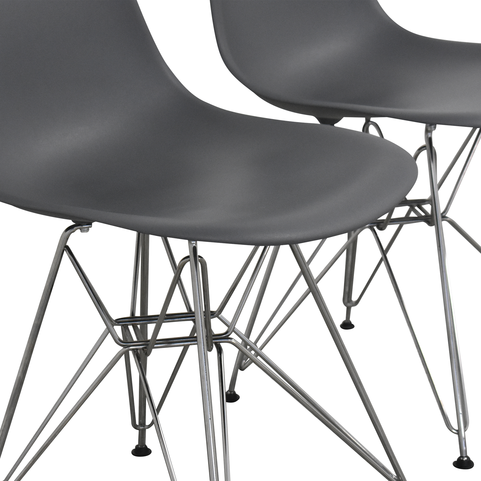 Design Within Reach Design Within Reach Herman Miller Eames Molded Side Chairs ma