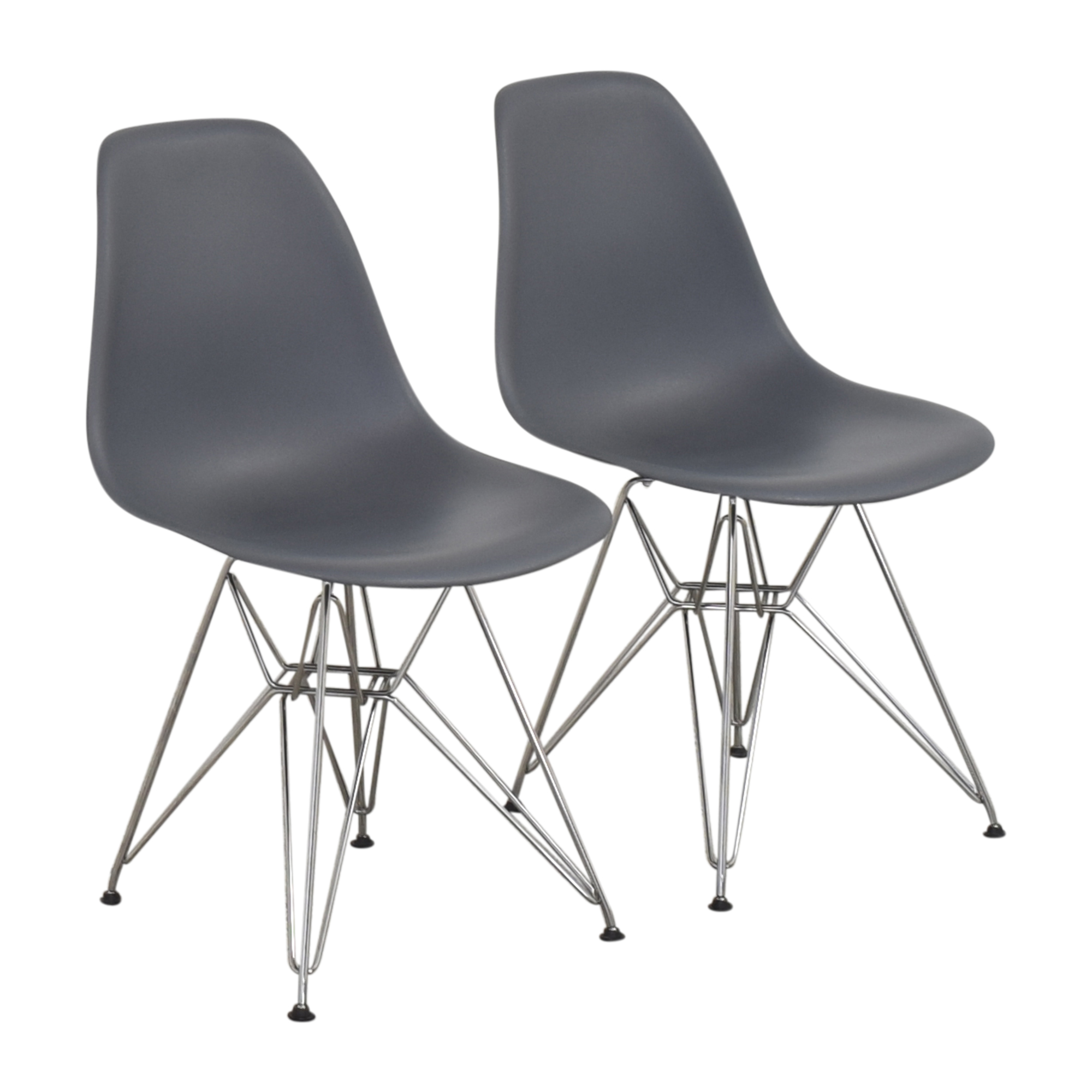 Design Within Reach Herman Miller Eames Molded Side Chairs / Chairs
