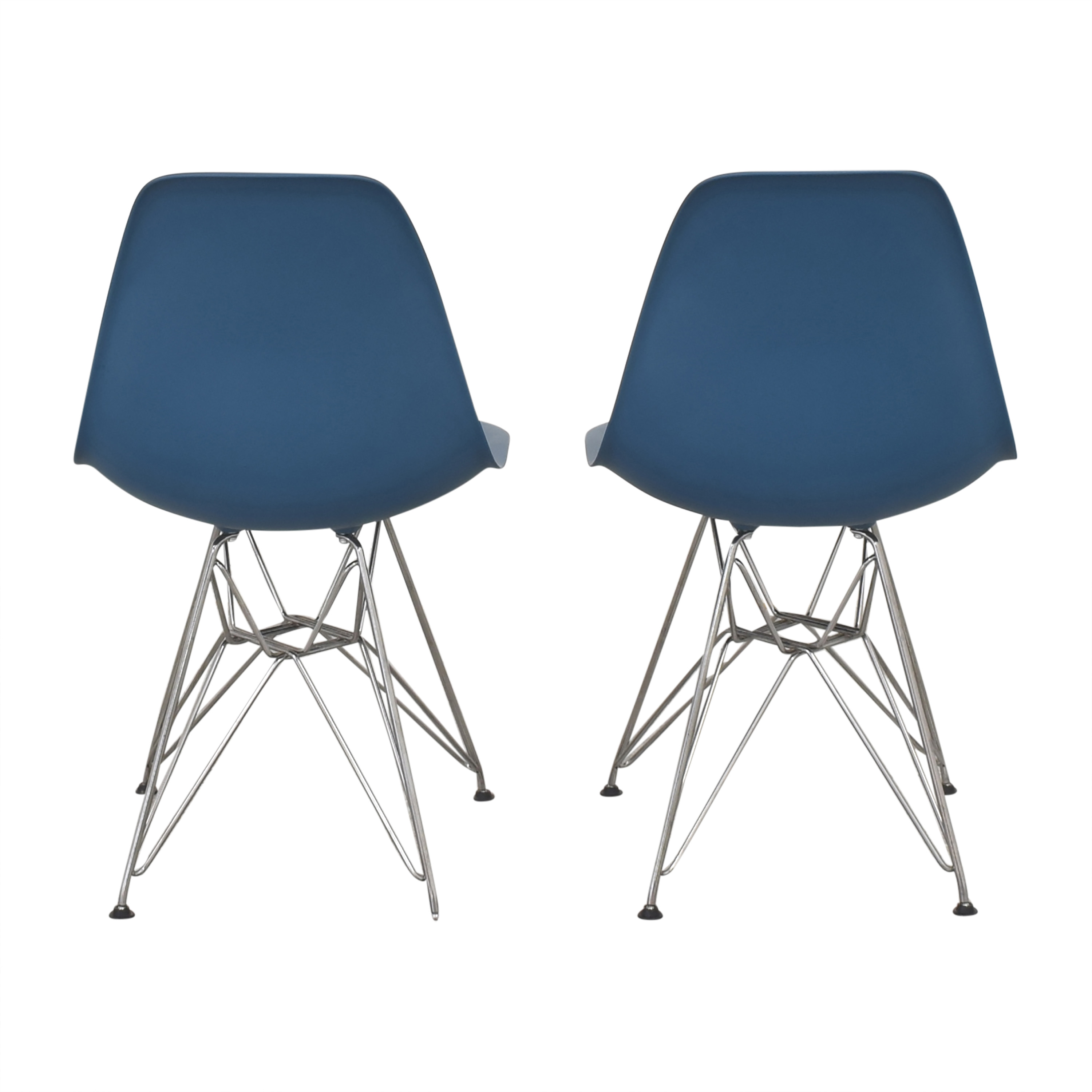 Design Within Reach Herman Miller Eames Molded Side Chairs / Accent Chairs
