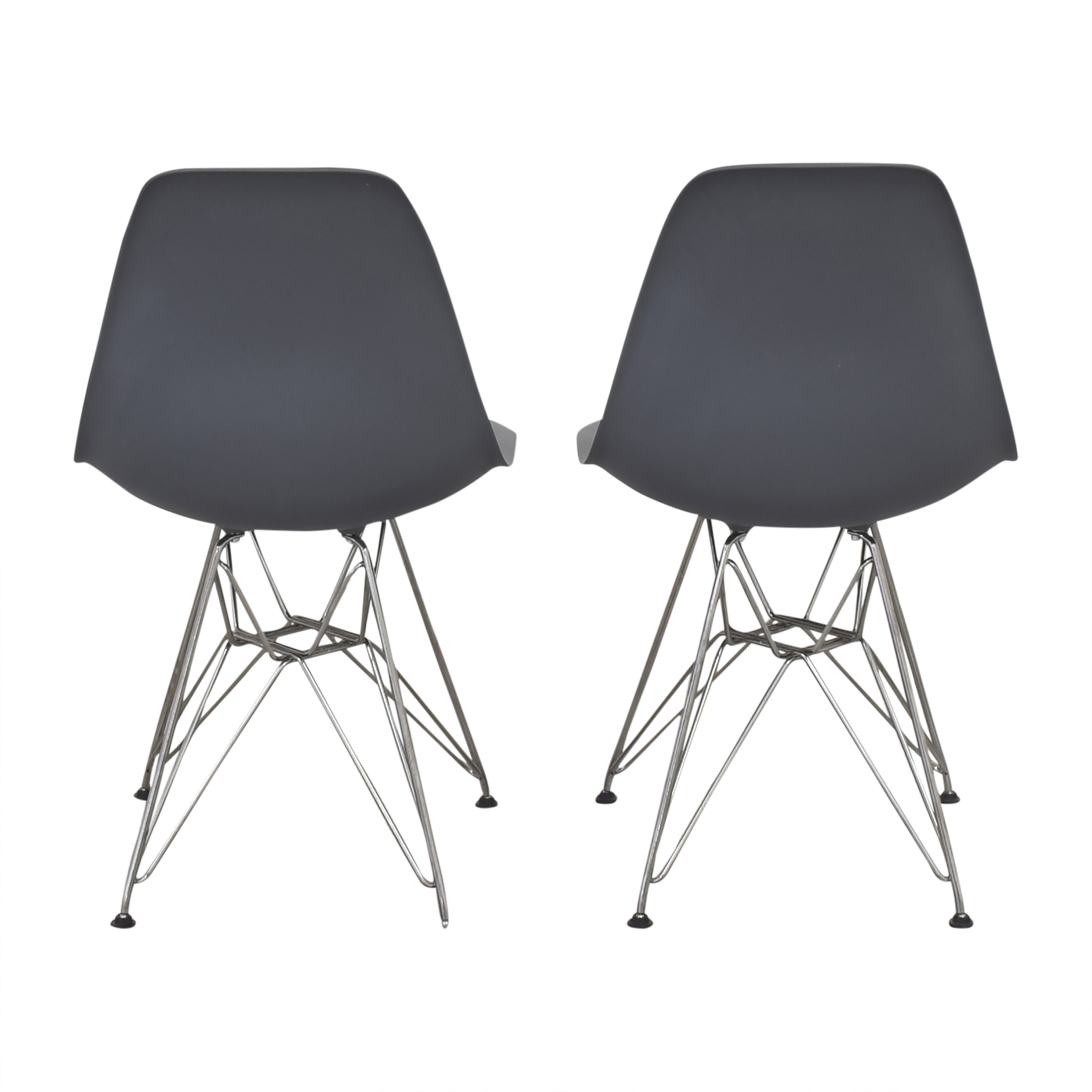Design Within Reach Design Within Reach Herman Miller Eames Molded Side Chairs nj