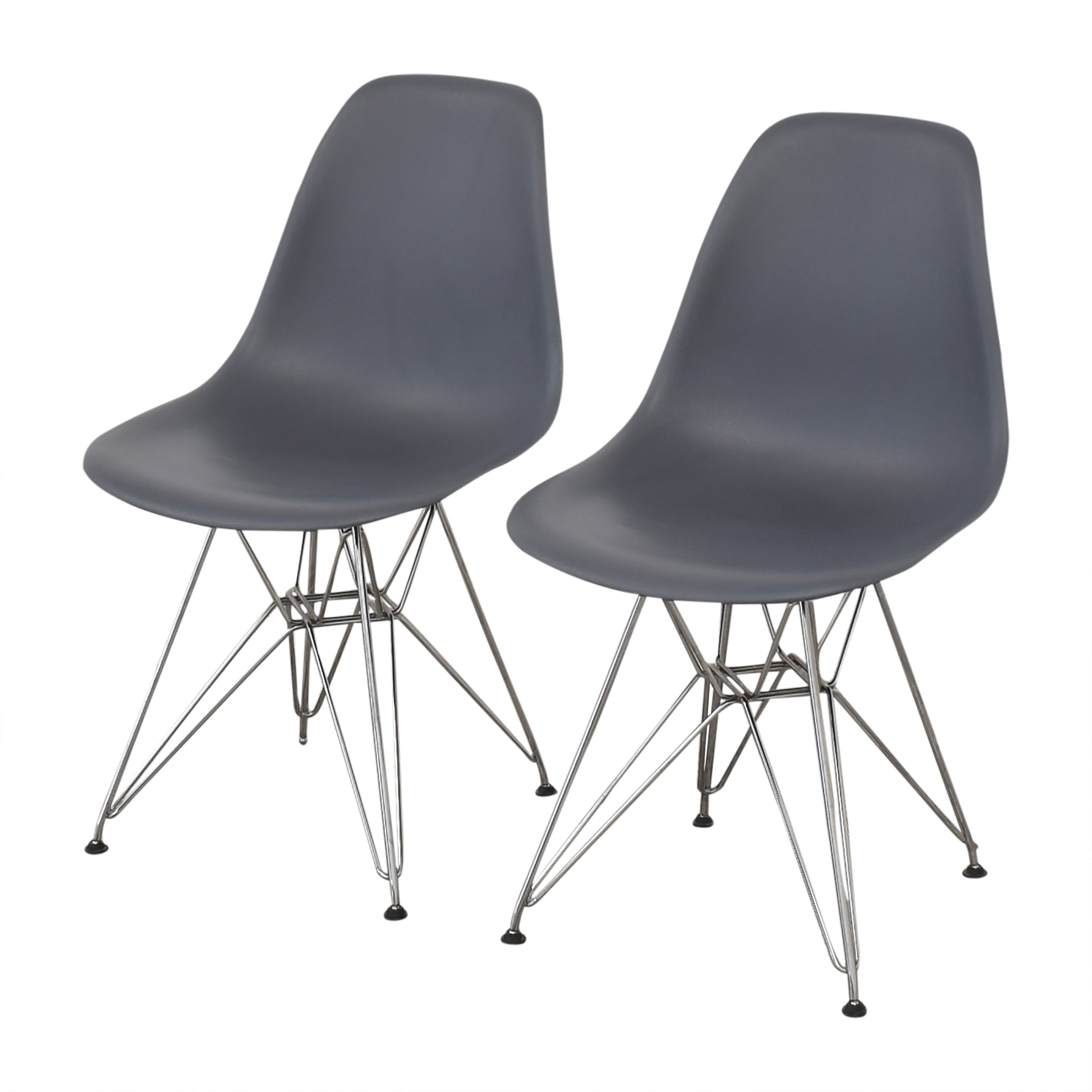 Design Within Reach Design Within Reach Herman Miller Eames Molded Side Chairs price