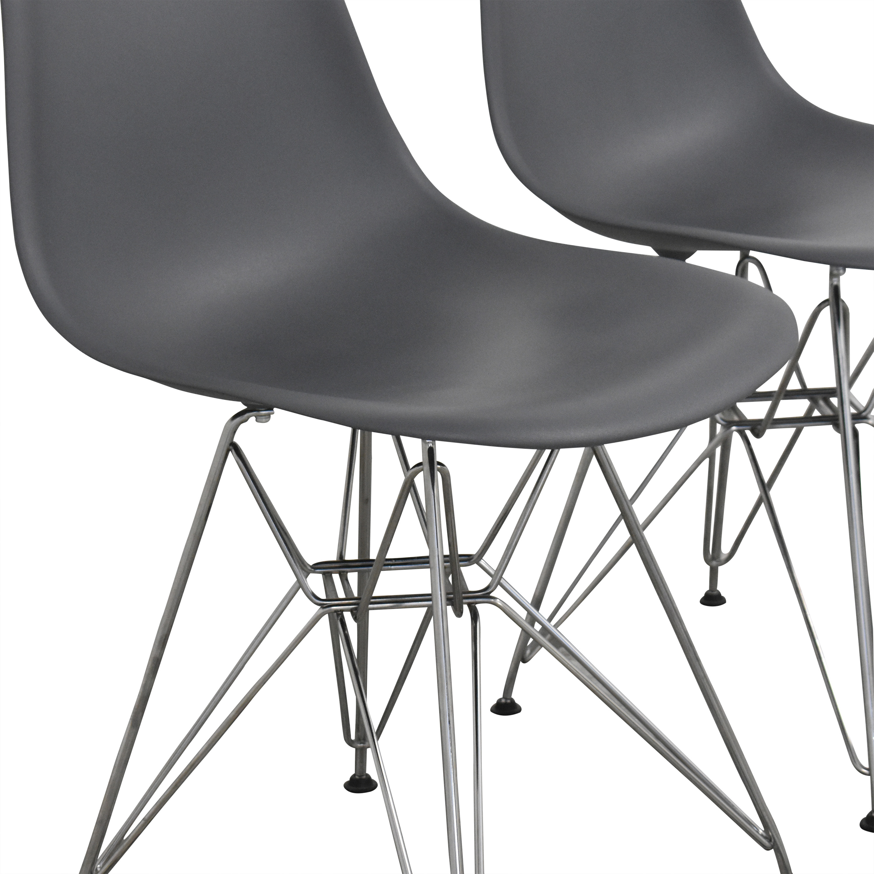 Design Within Reach Design Within Reach Herman Miller Eames Molded Side Chairs Chairs