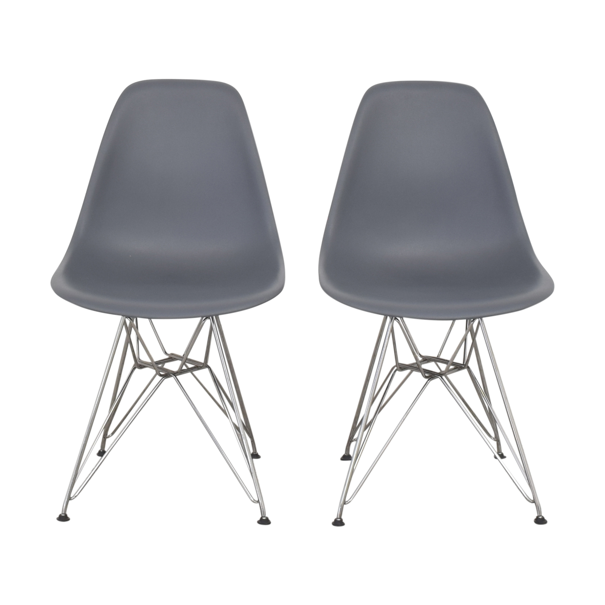 Design Within Reach Design Within Reach Herman Miller Eames Molded Side Chairs ct