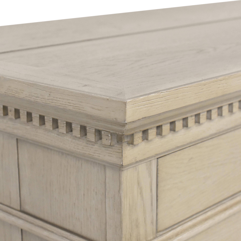 buy Restoration Hardware Saint James Eleven Drawer Dresser Restoration Hardware