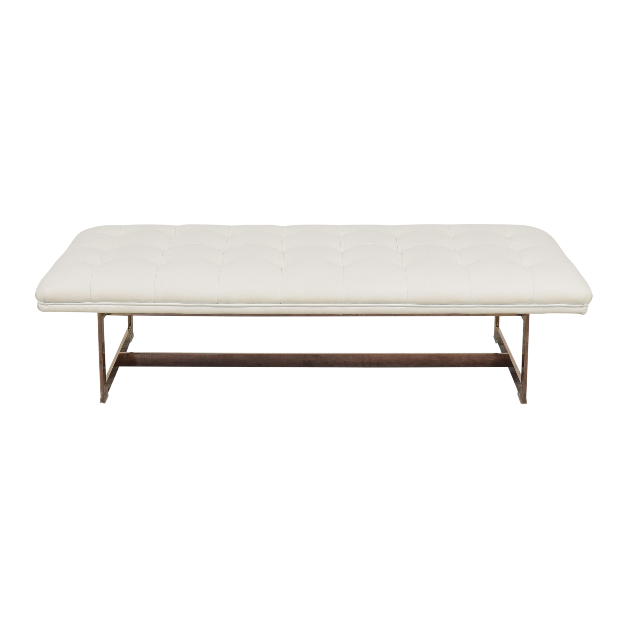 Sunpan Sunpan Upholstered Tufted Bench coupon