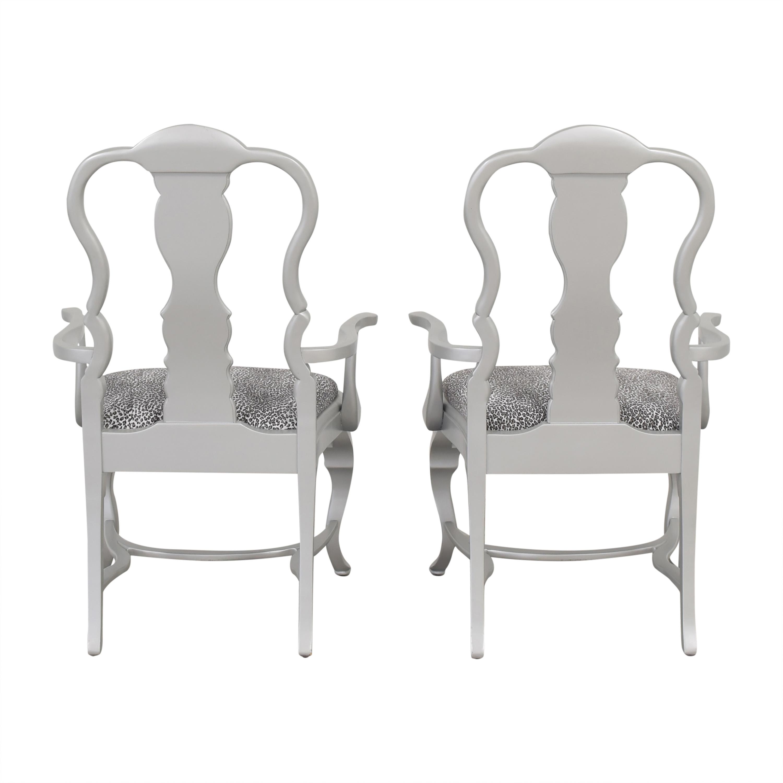 Bernhardt Bernhardt Dining Arm Chairs Chairs