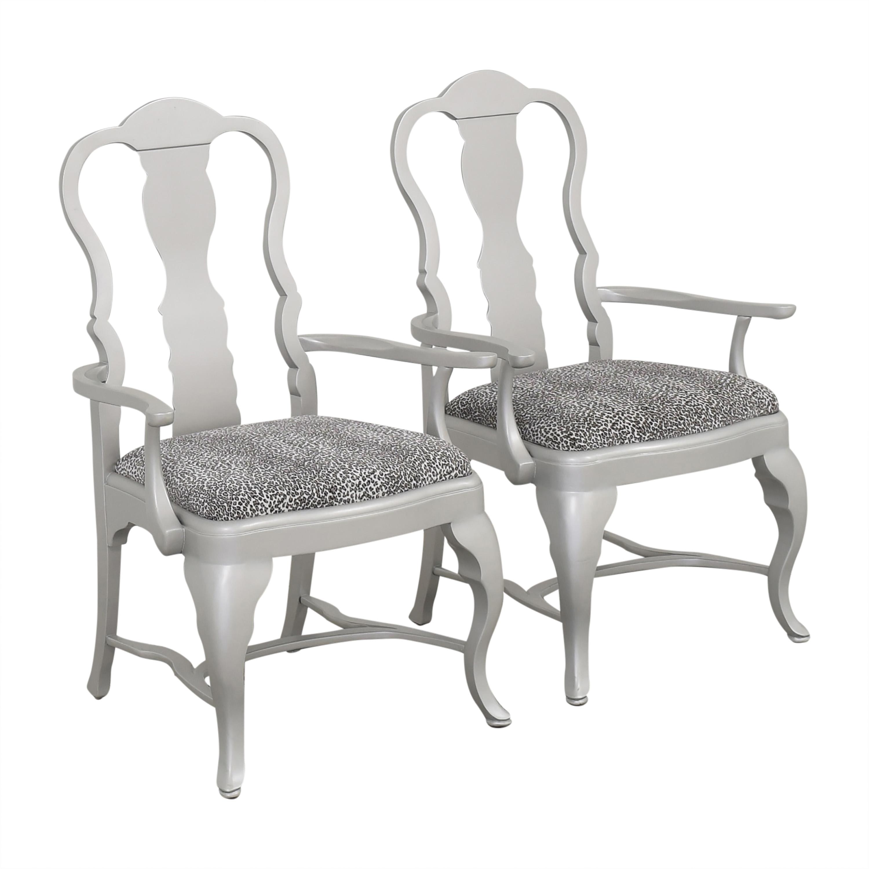 Bernhardt Bernhardt Dining Arm Chairs nyc