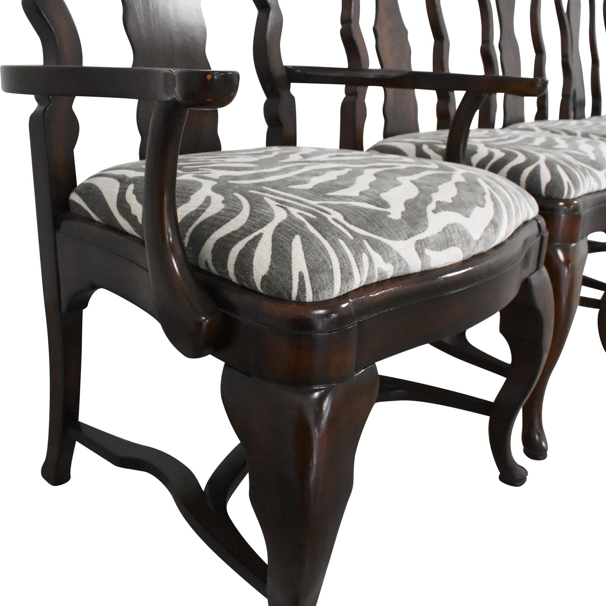 Bernhardt Bernhardt Upholstered Dining Chairs pa