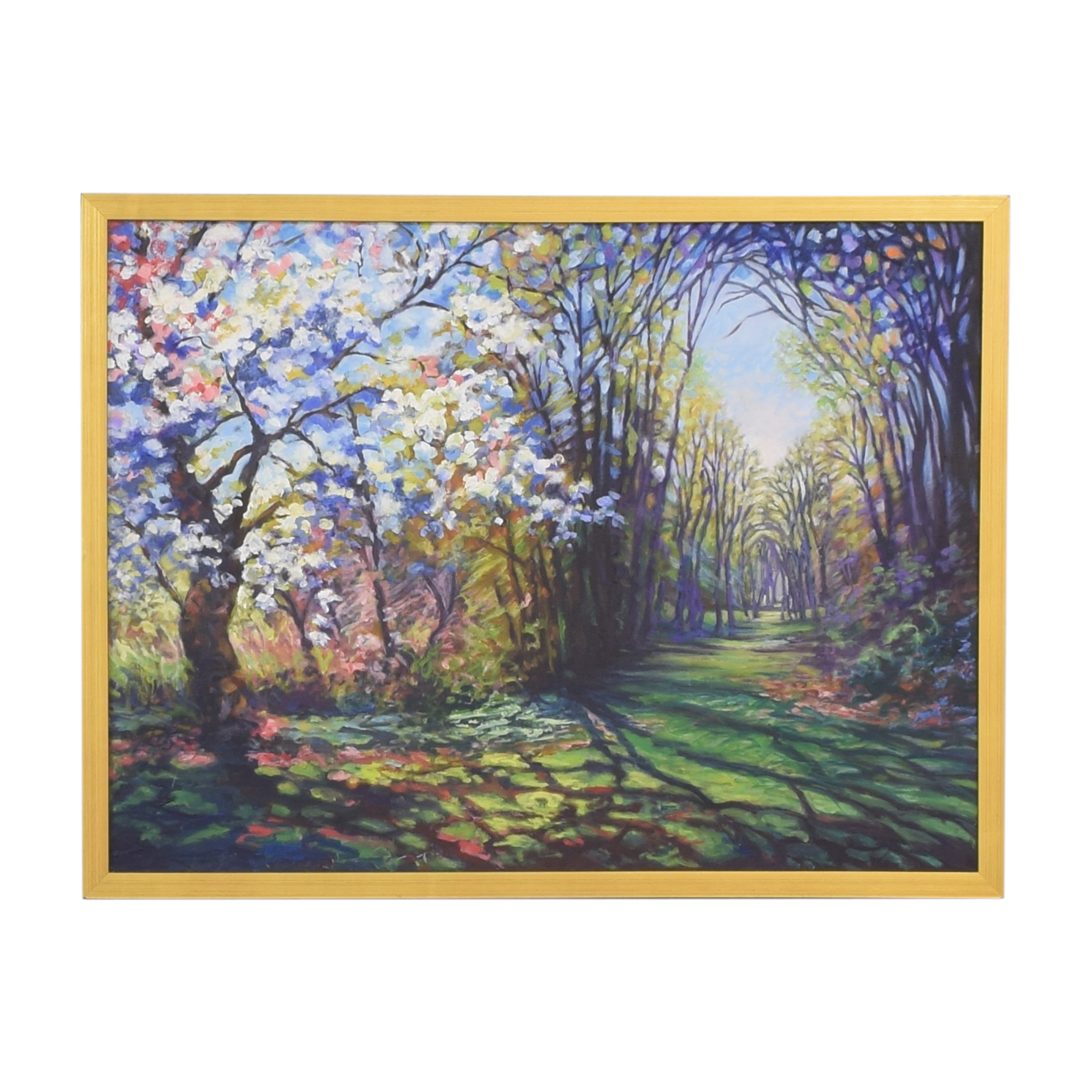 Elise Mills Spring Canopy Wall Art sale