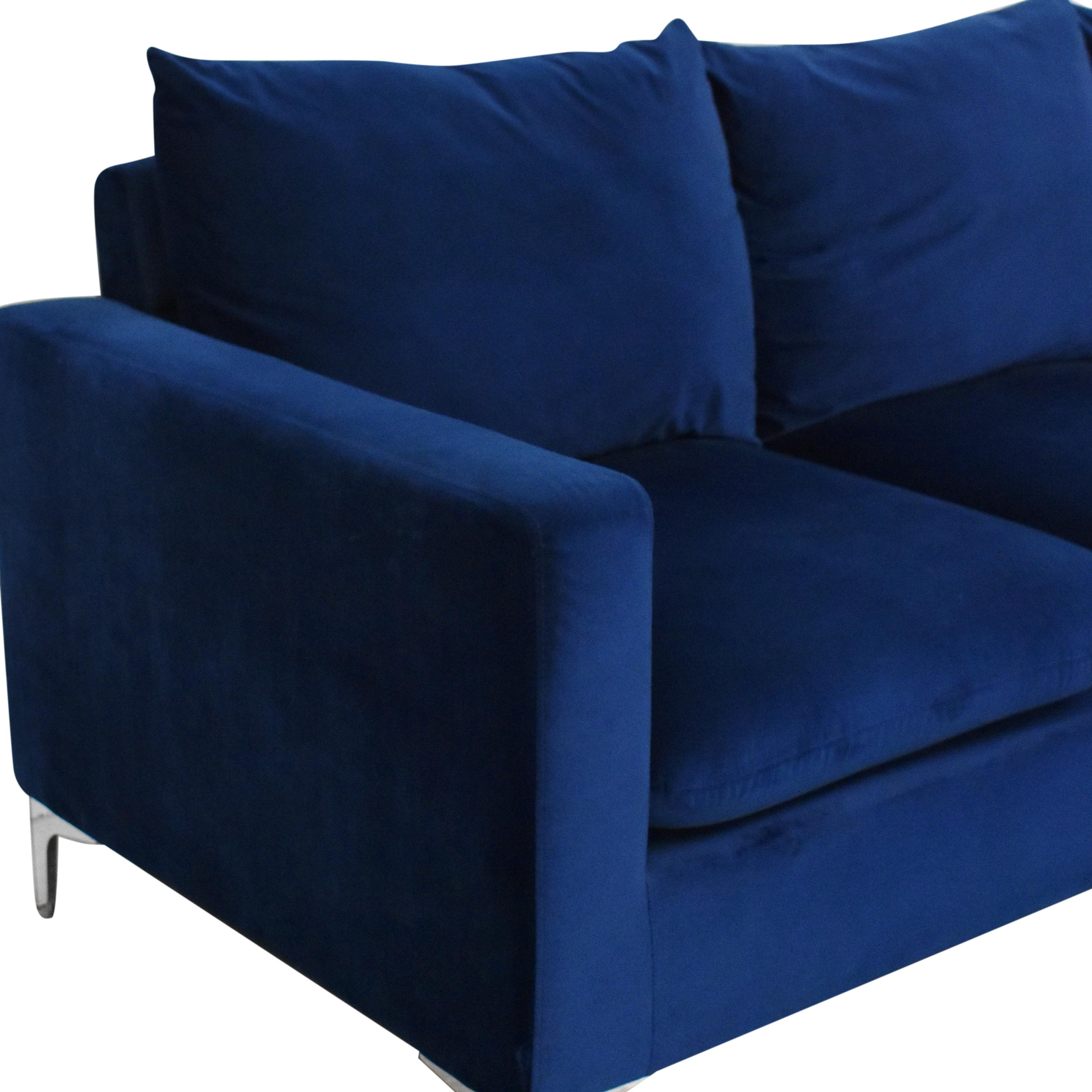 AllModern AllModern Boutwell Reversible Sectional Sofa with Chaise Sectionals