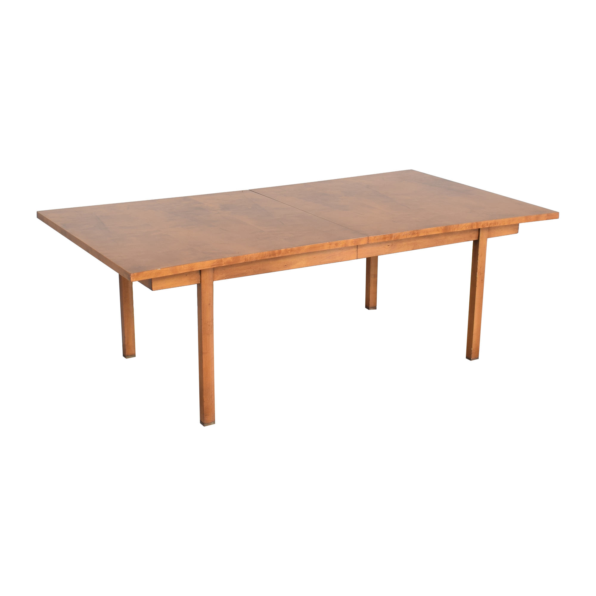 Romweber Romweber Burled Dining Table by Harold M. Schwartz second hand