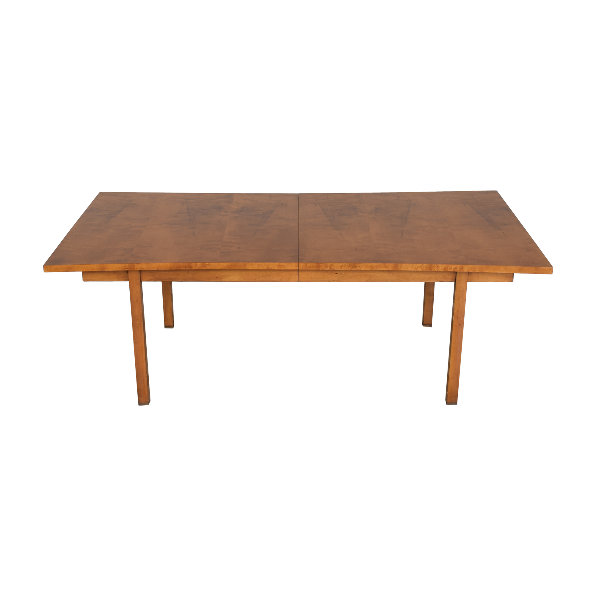 Romweber Burled Dining Table by Harold M. Schwartz / Tables