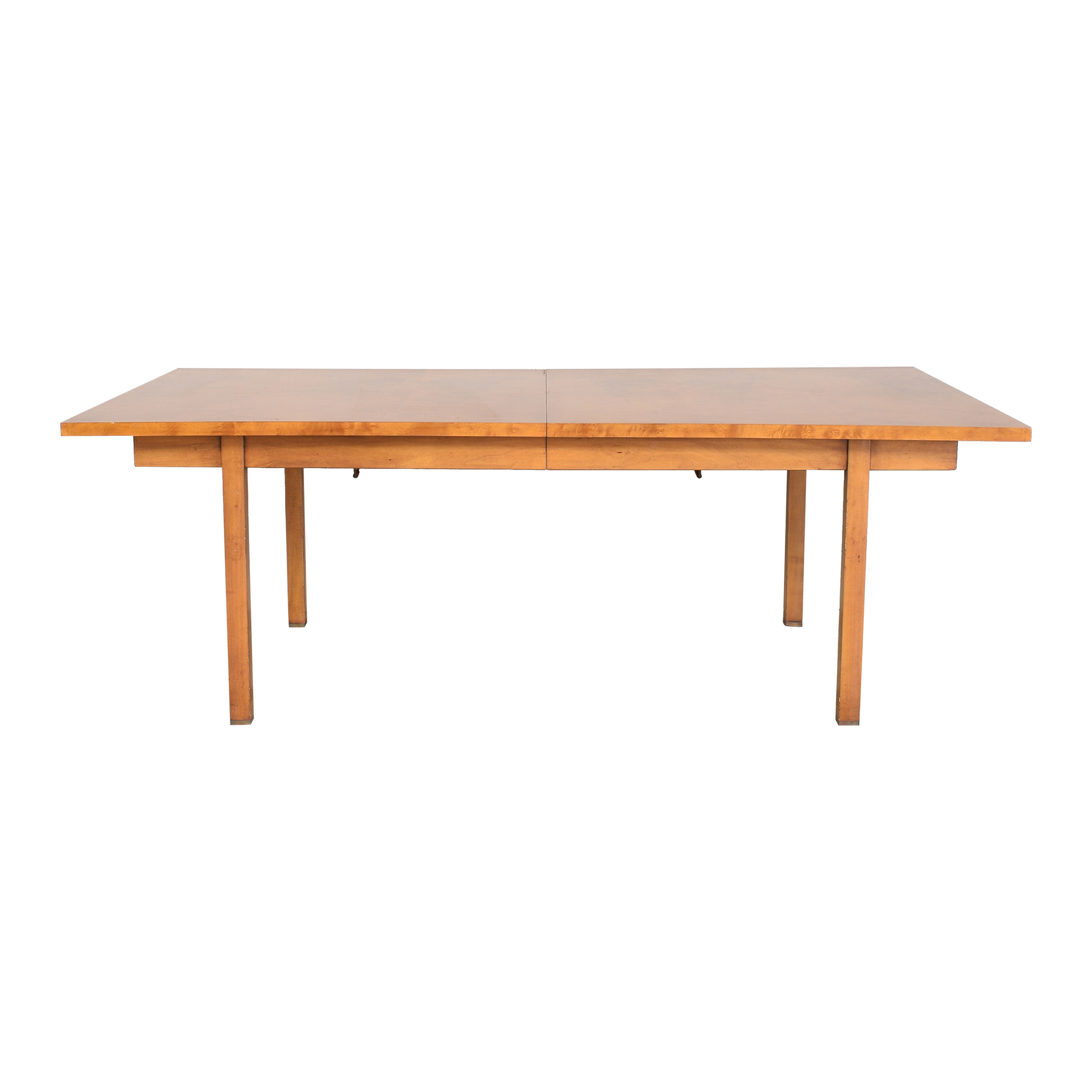 Romweber Romweber Burled Dining Table by Harold M. Schwartz Tables