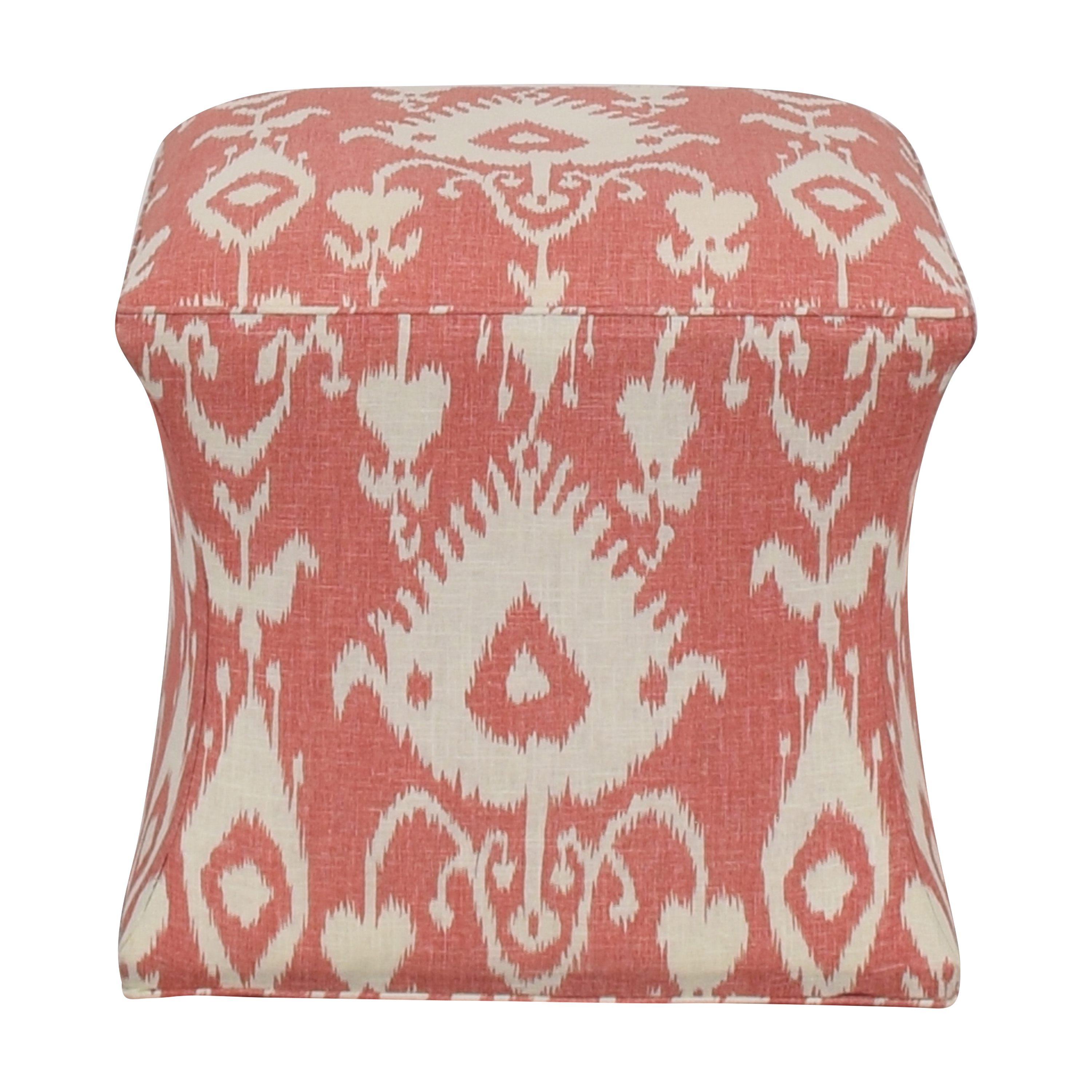 Upholstered Square Ottoman