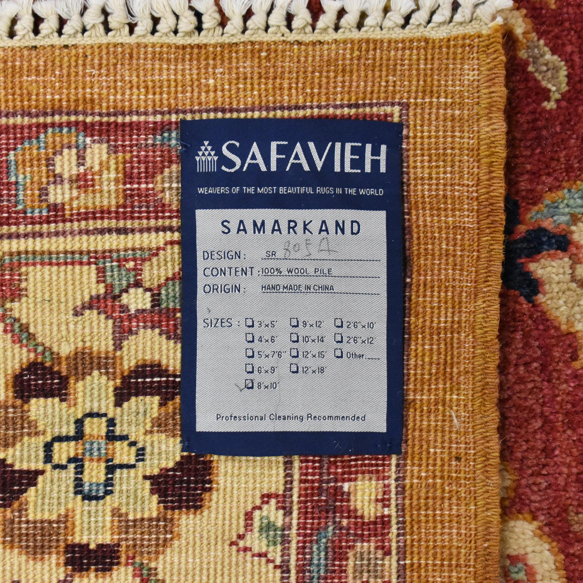 Safavieh Safavieh Samarkand Area Rug ct