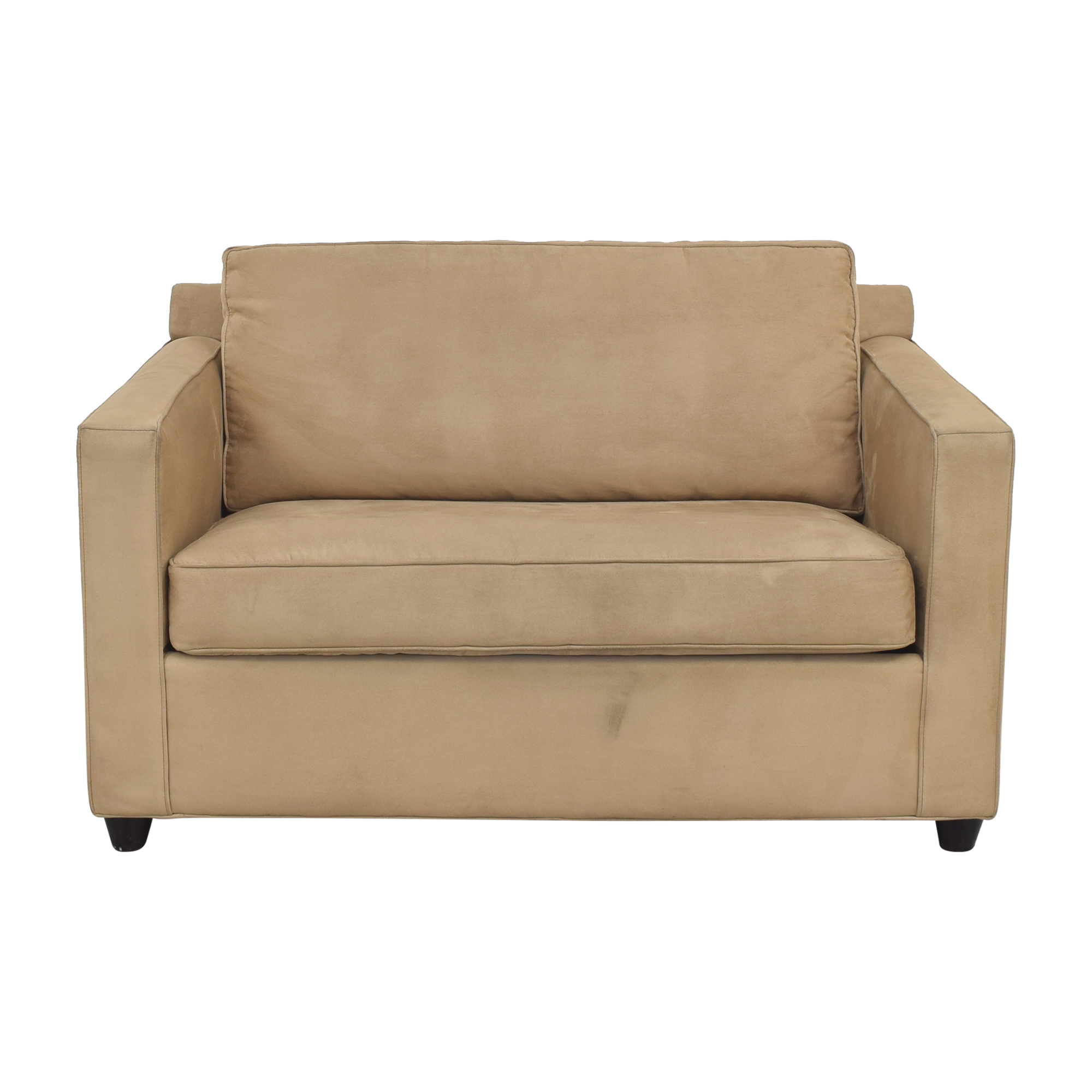 Crate & Barrel Crate & Barrel Troy Twin Sleeper Sofa Sofa Beds