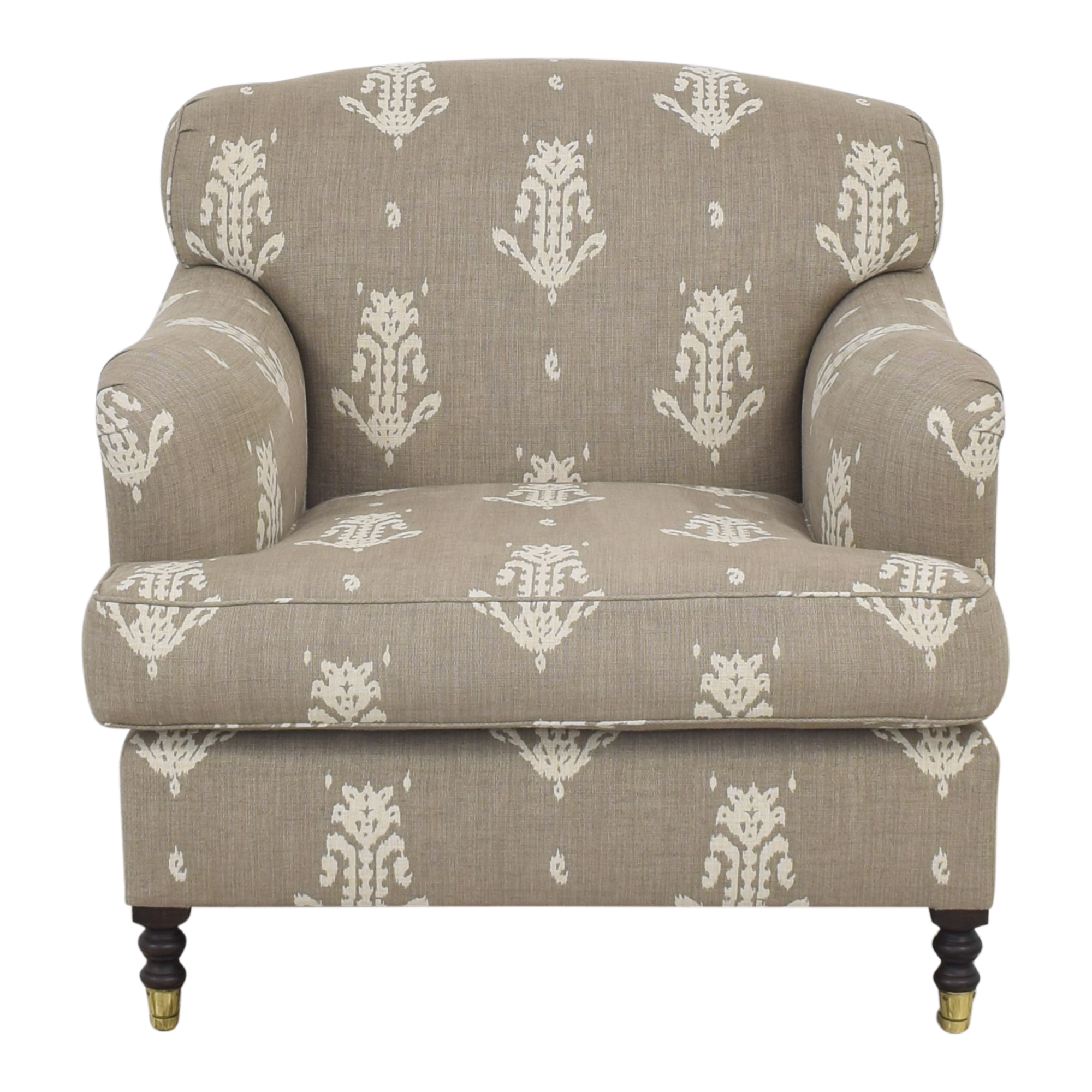 Upholstered Accent Chair nyc
