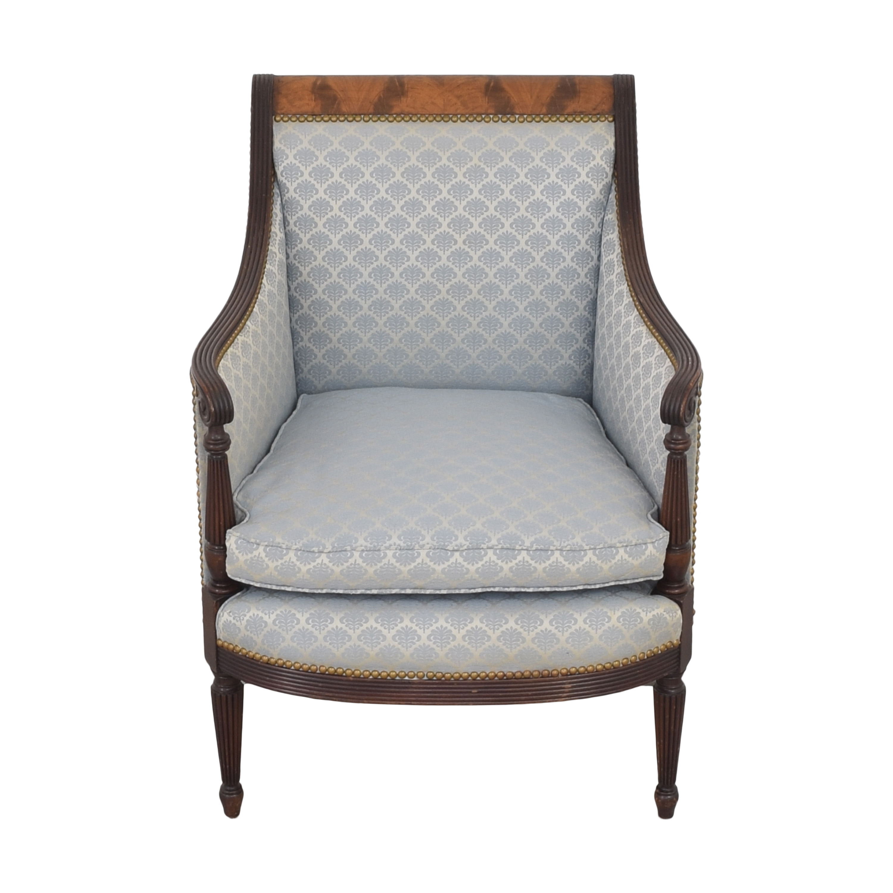Vintage Upholstered Accent Chair coupon