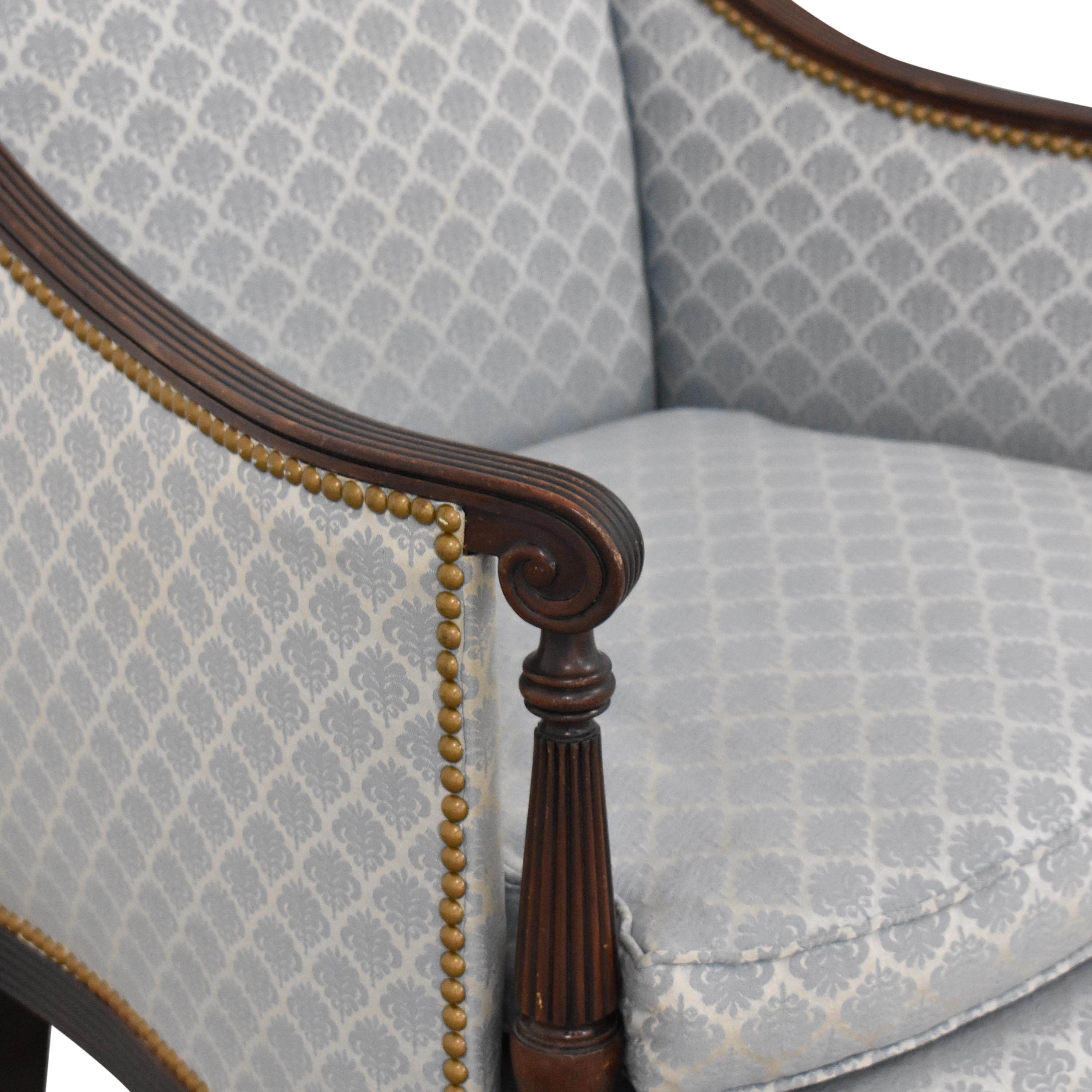 shop Vintage Upholstered Accent Chair