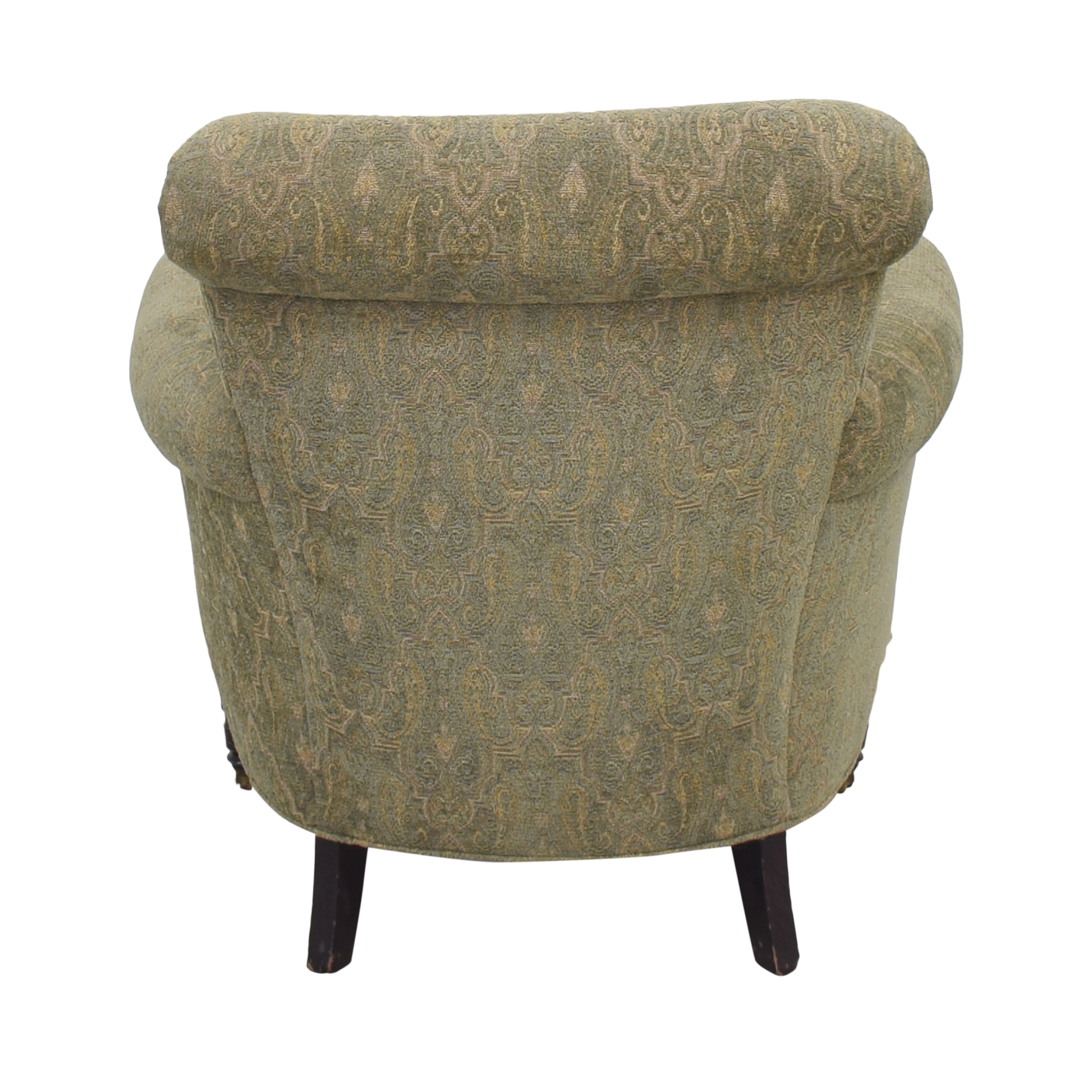 buy Cisco Brothers Accent Chair with Ottoman Cisco Brothers Chairs
