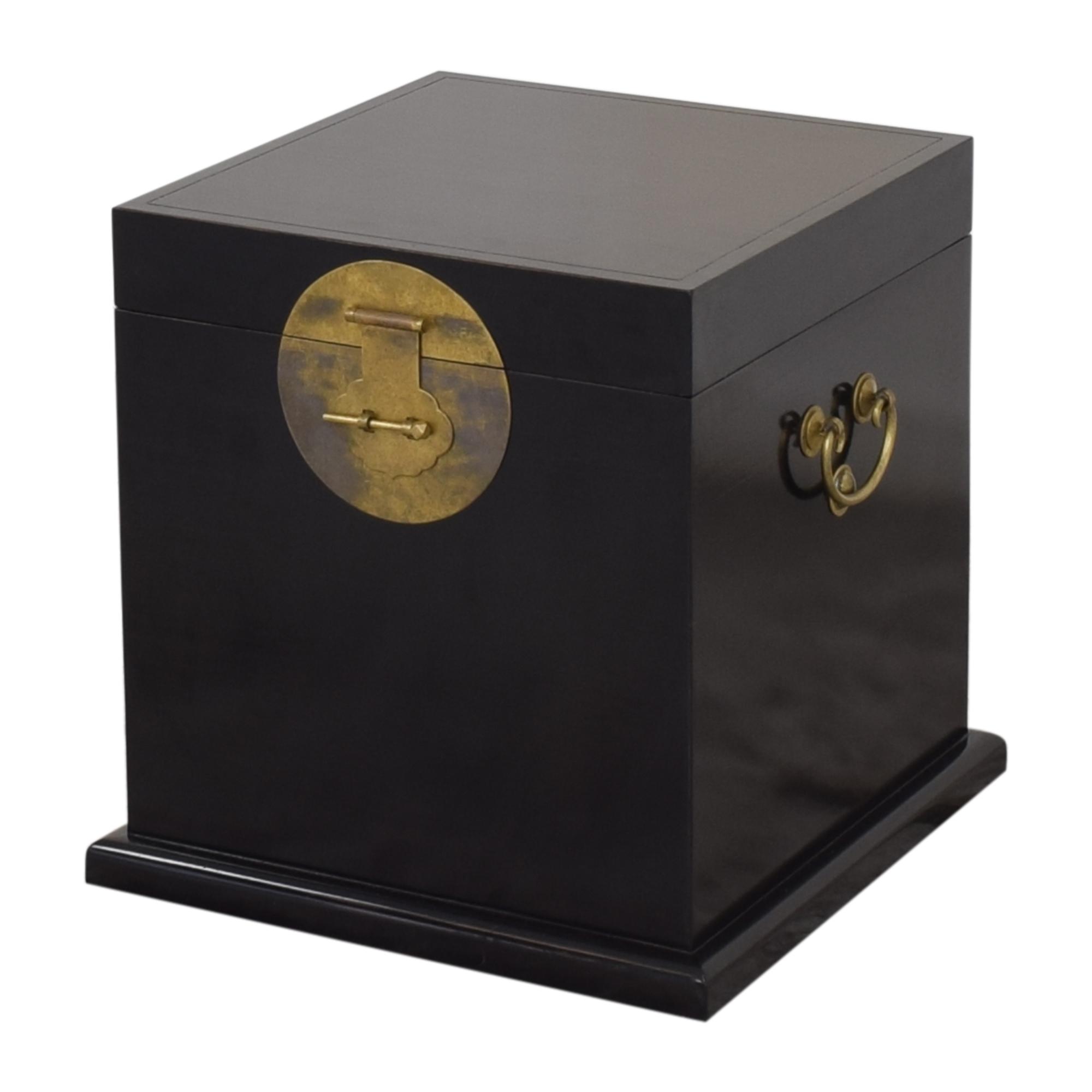 Brownstone Furniture Regency Trunk / Tables